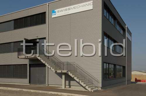 Bild-Nr: 1des Objektes Ausbildungszentrum Swissmechanic
