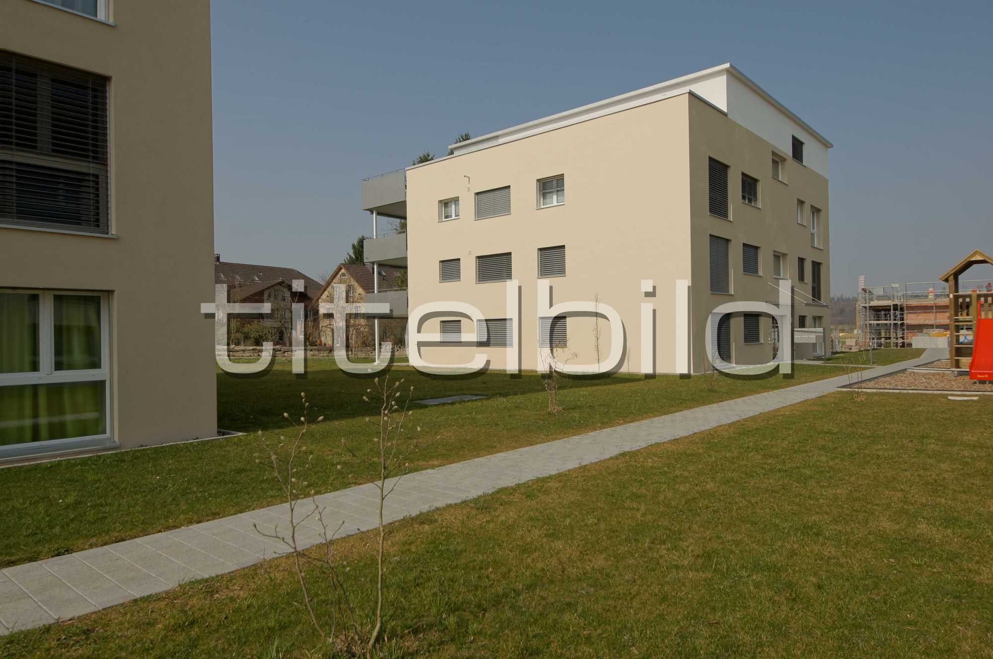 Projektbild-Nr. 1: 4 MFH Trafoweg