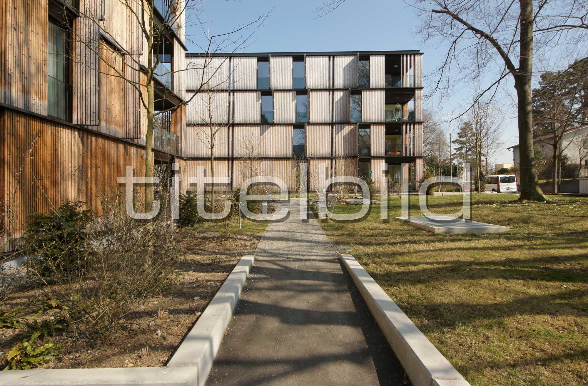 Projektbild-Nr. 0: Siedlung Escherpark