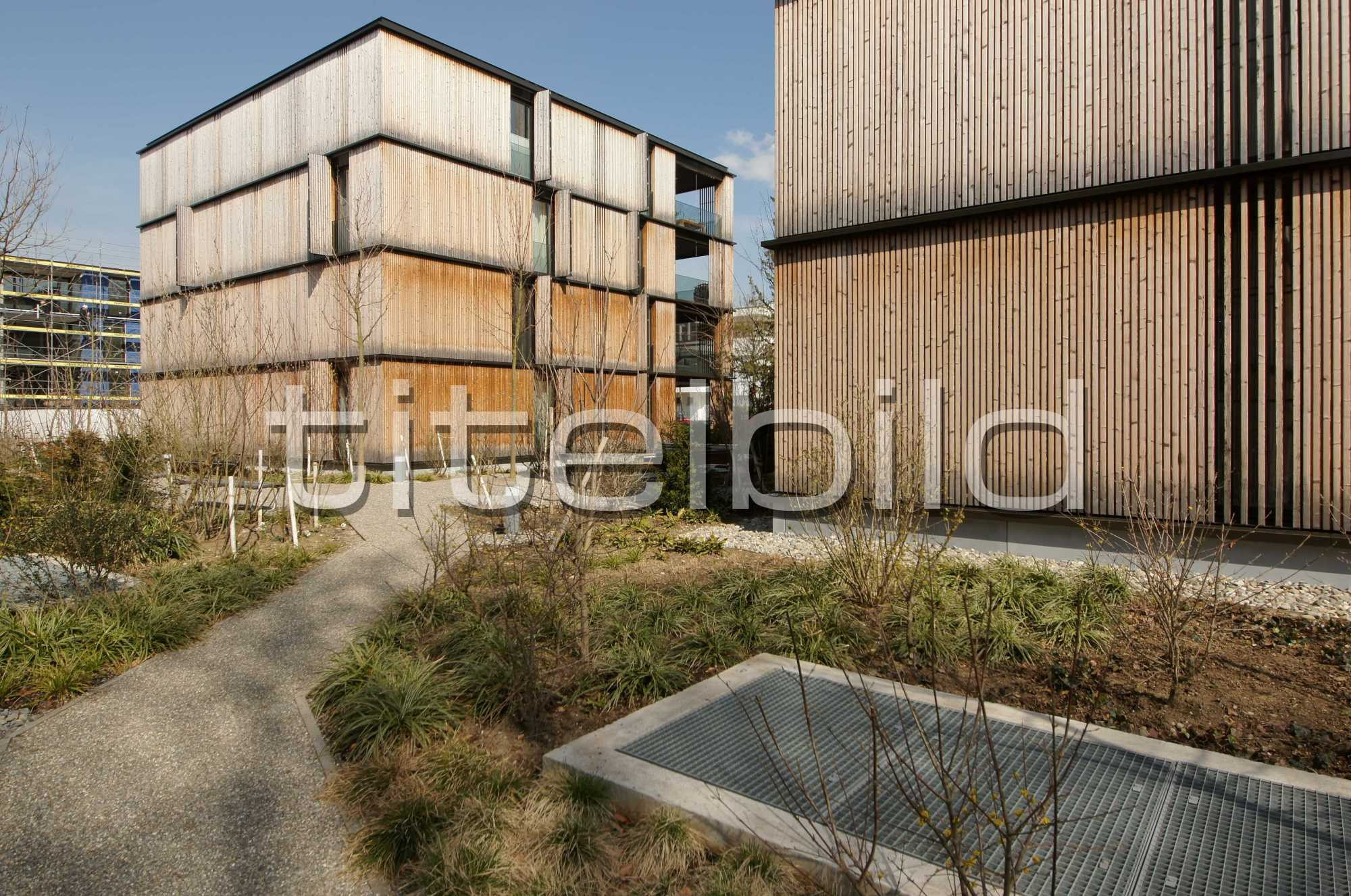Projektbild-Nr. 1: Siedlung Escherpark