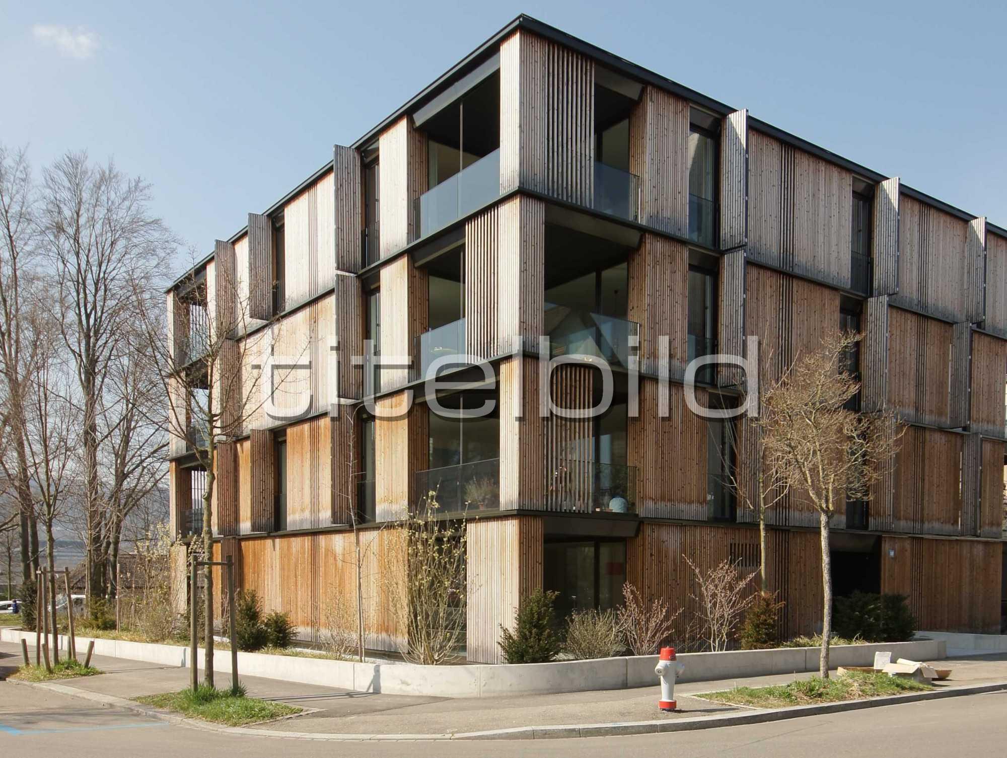 Projektbild-Nr. 2: Siedlung Escherpark