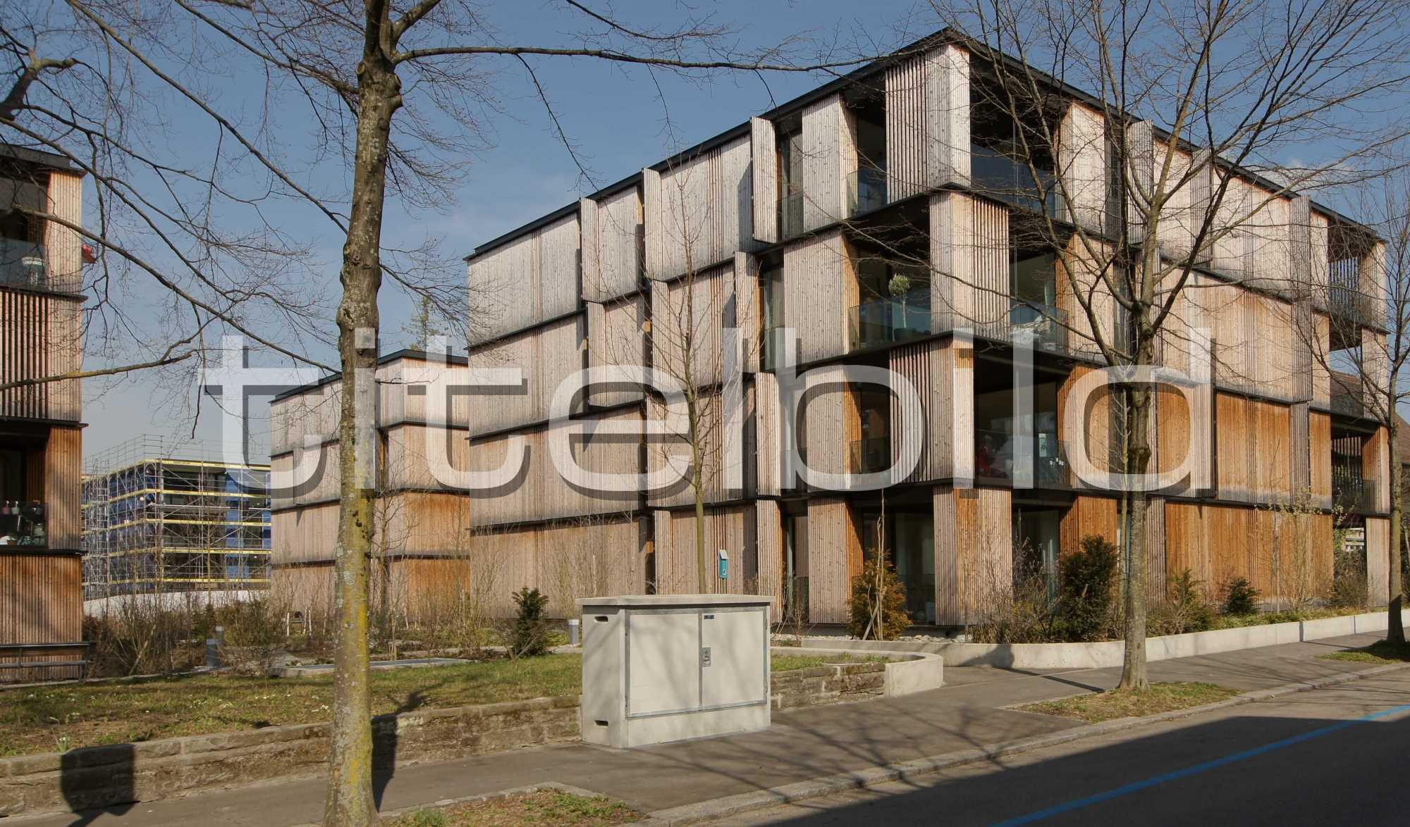 Projektbild-Nr. 3: Siedlung Escherpark