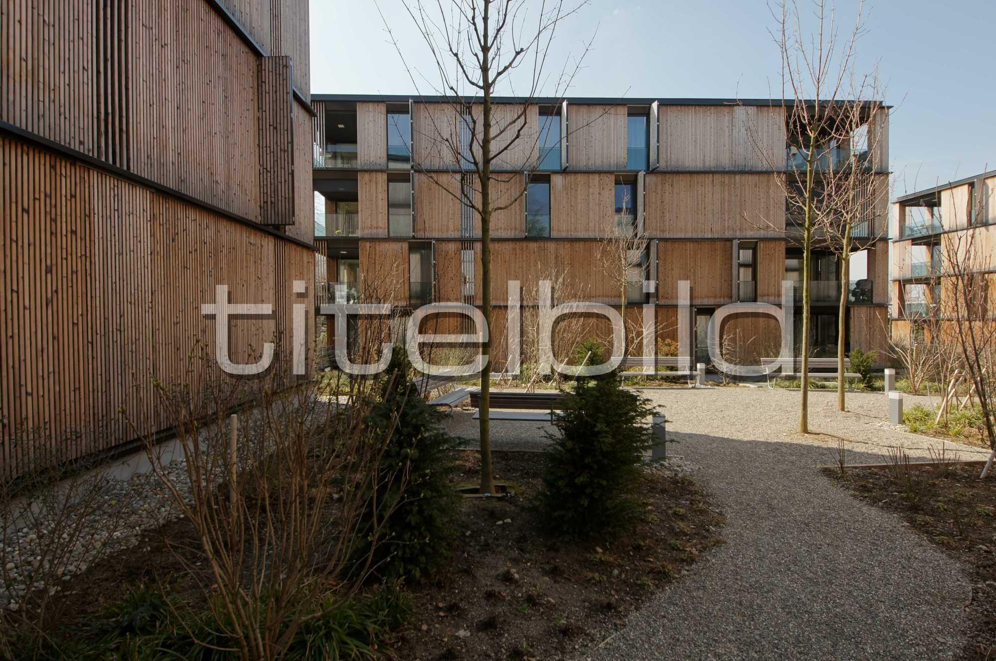 Projektbild-Nr. 4: Siedlung Escherpark