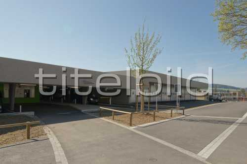Bild-Nr: 2des Objektes Kantonsspital Frauenfeld Neubau Parkierung
