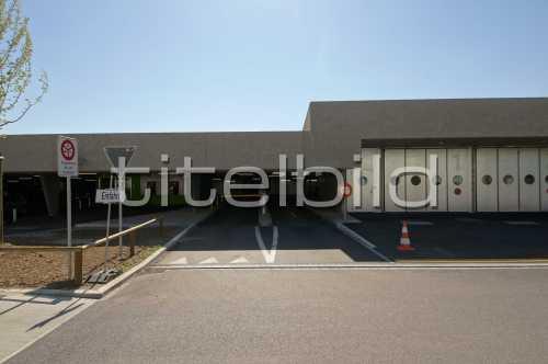 Bild-Nr: 3des Objektes Kantonsspital Frauenfeld Neubau Parkierung