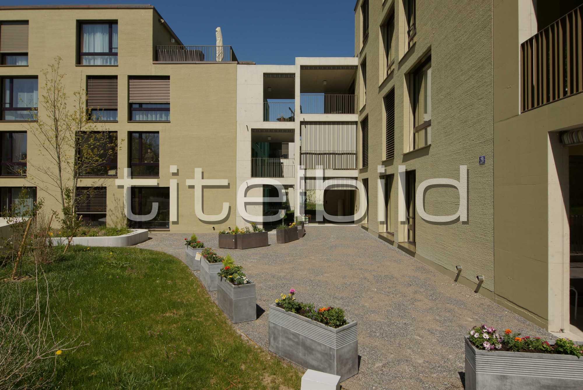 Projektbild-Nr. 5: Wohnüberbauung Tägelmoos