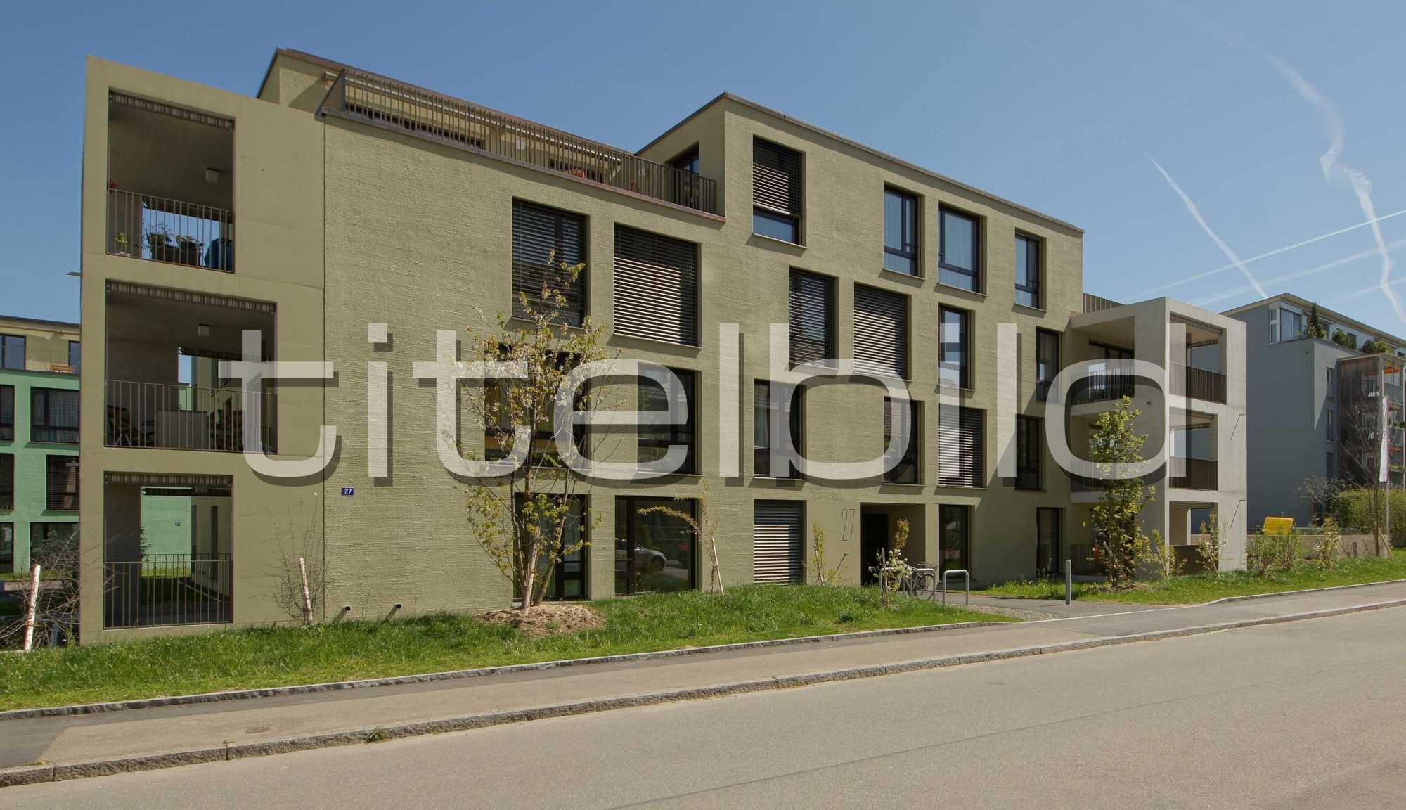 Projektbild-Nr. 6: Wohnüberbauung Tägelmoos