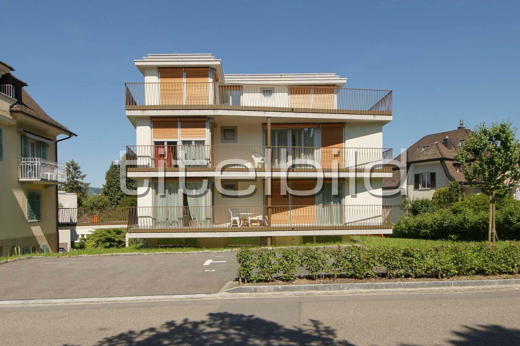 Projektbild-Nr. 3: Erweiterung Wohnhaus Humanitas