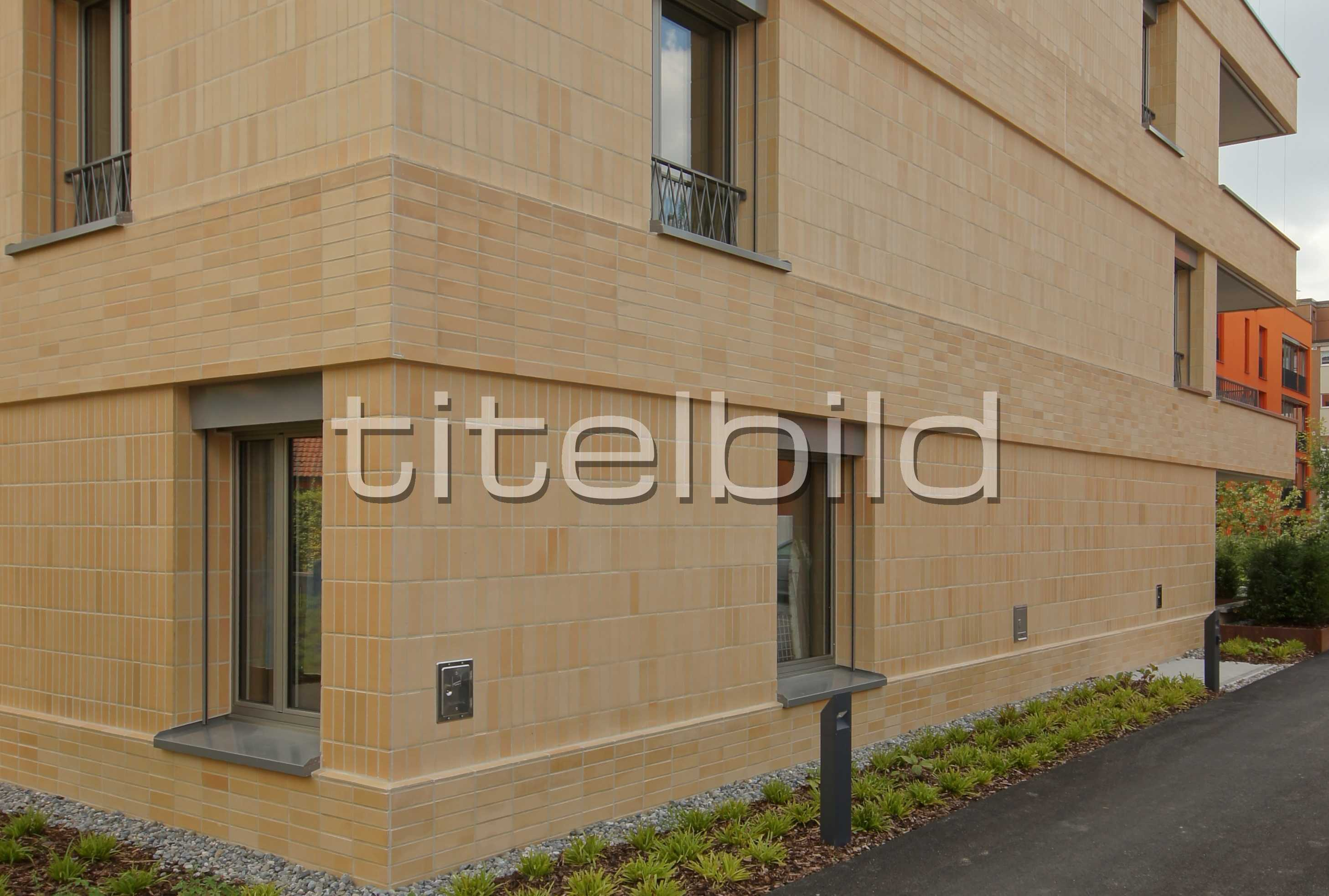Projektbild-Nr. 9: Wohnüberbauung