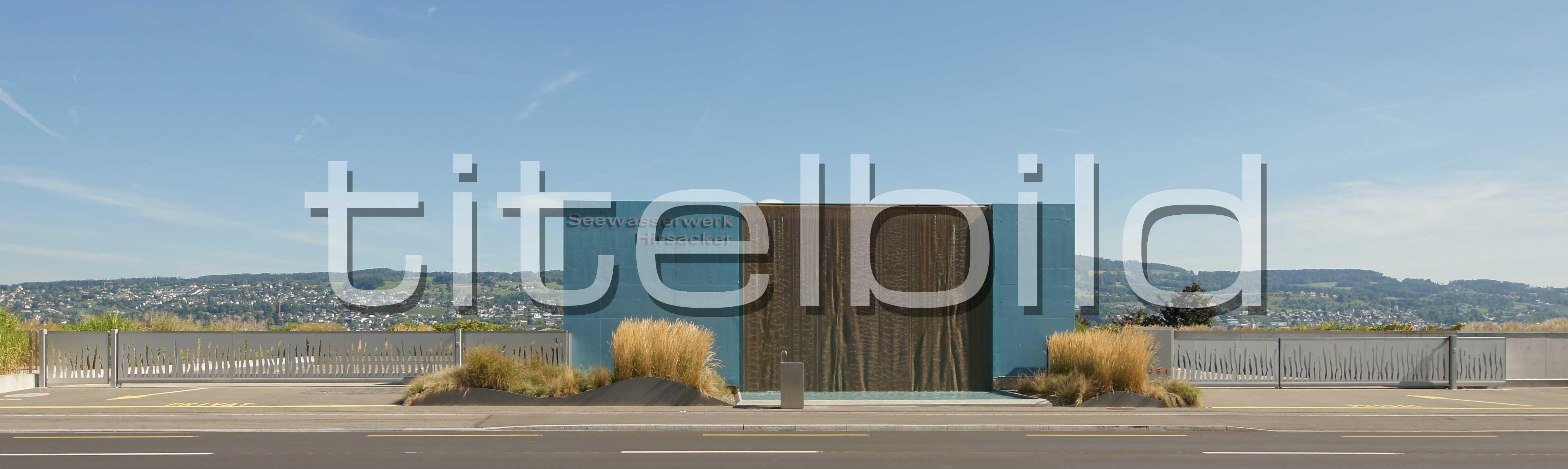 Projektbild-Nr. 2: Seewasserwerk Hirsacker