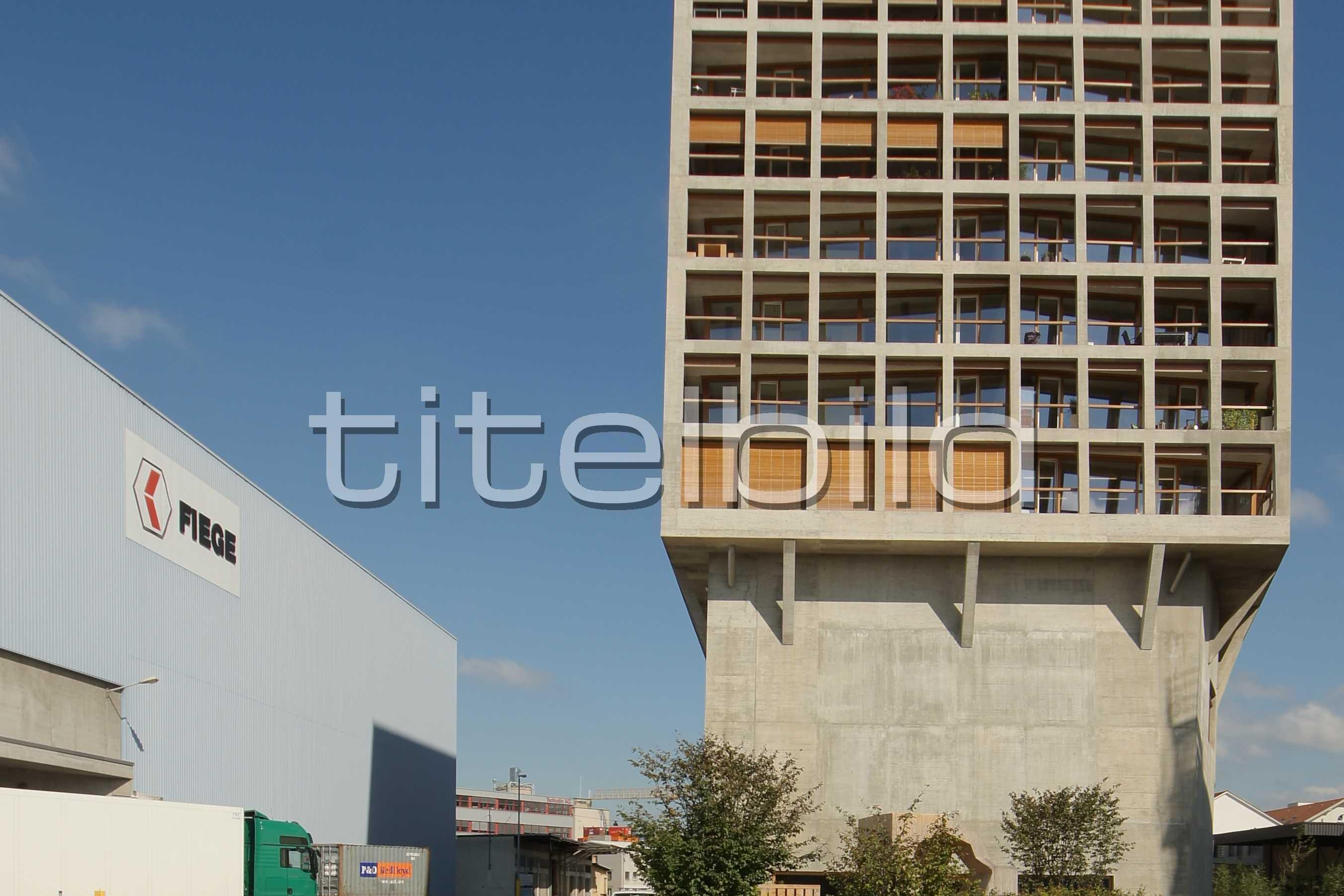 Projektbild-Nr. 0: Areal Dreispitz, Büro- und Wohnhaus Helsinkistrasse, Münchenstein