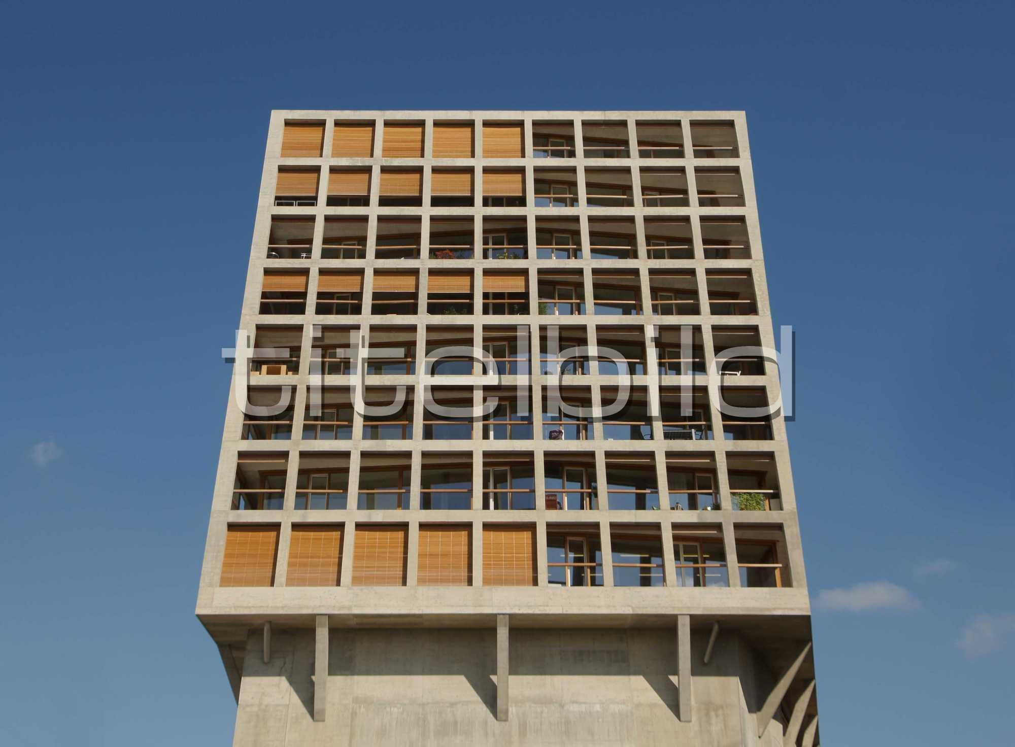 Projektbild-Nr. 2: Areal Dreispitz, Büro- und Wohnhaus Helsinkistrasse, Münchenstein