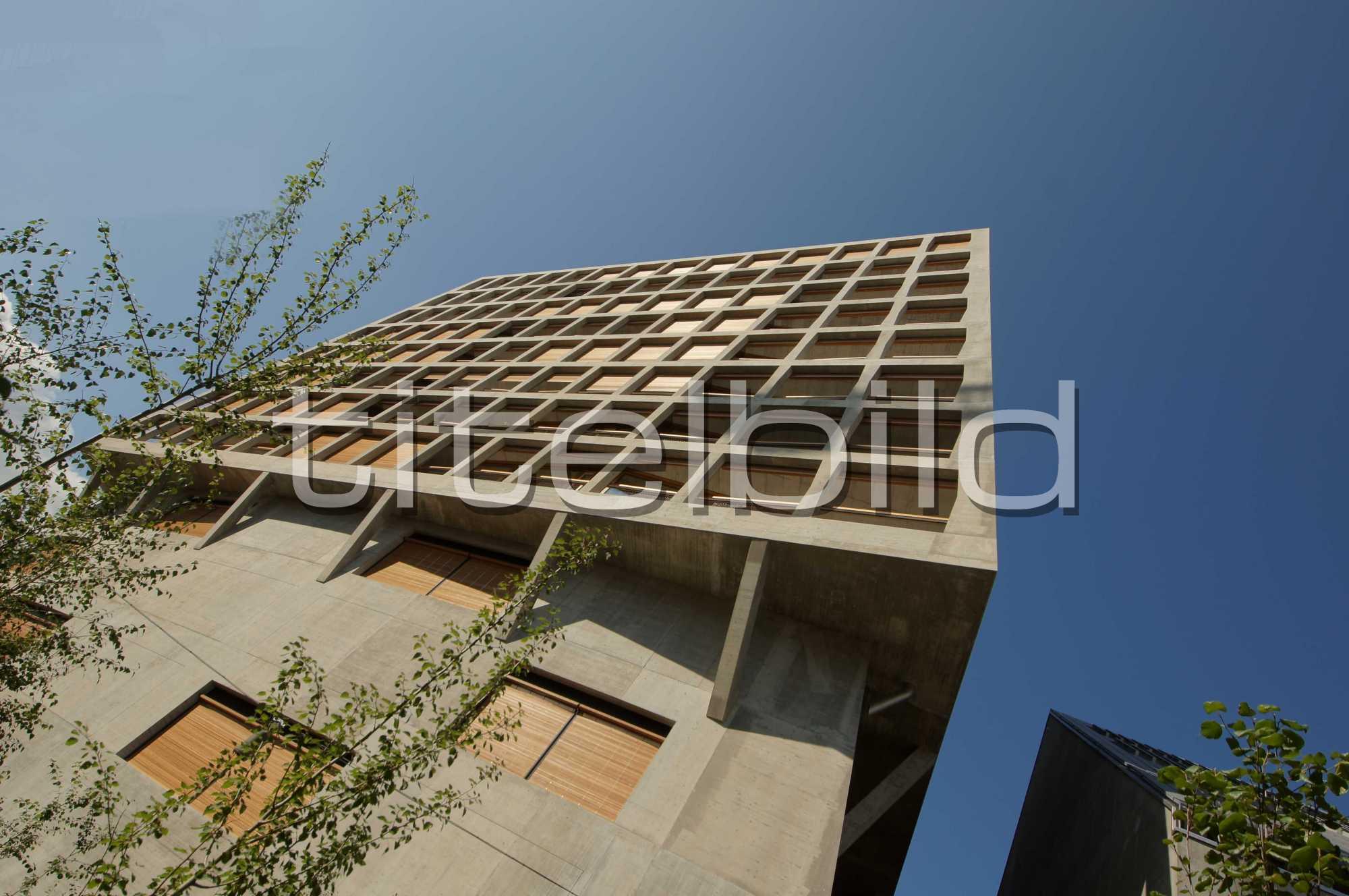 Projektbild-Nr. 3: Areal Dreispitz, Büro- und Wohnhaus Helsinkistrasse, Münchenstein