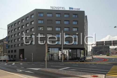 Bild-Nr: 3des Objektes Novotel /Areal Grosspeter Basel (Baufeld A)