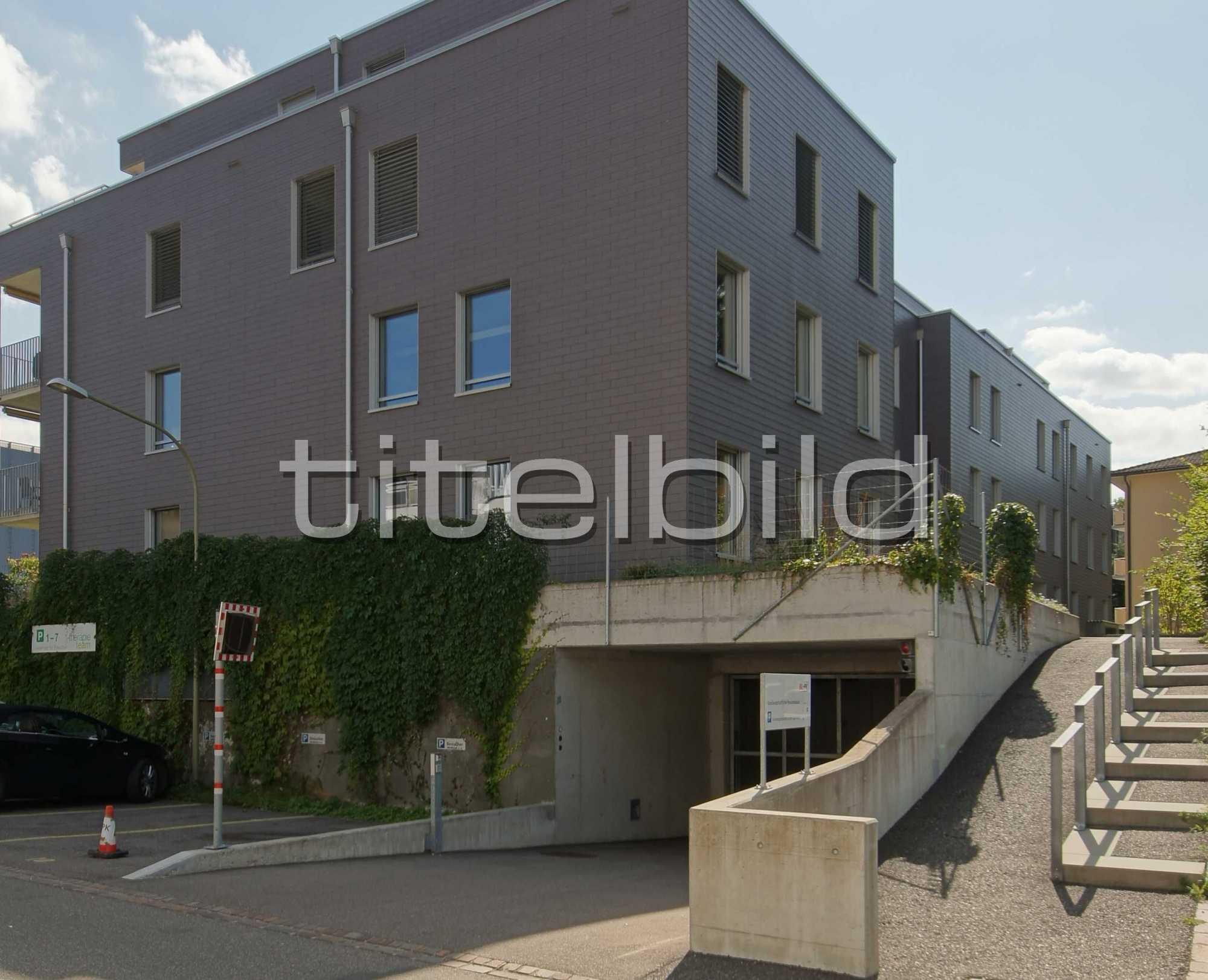 Projektbild-Nr. 2: Büro- und Wohnhaus Mühlimatt