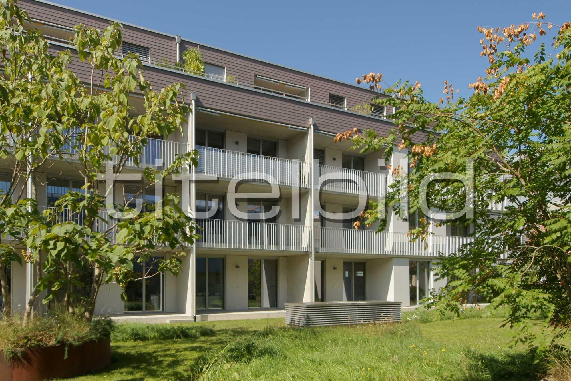 Projektbild-Nr. 4: Büro- und Wohnhaus Mühlimatt