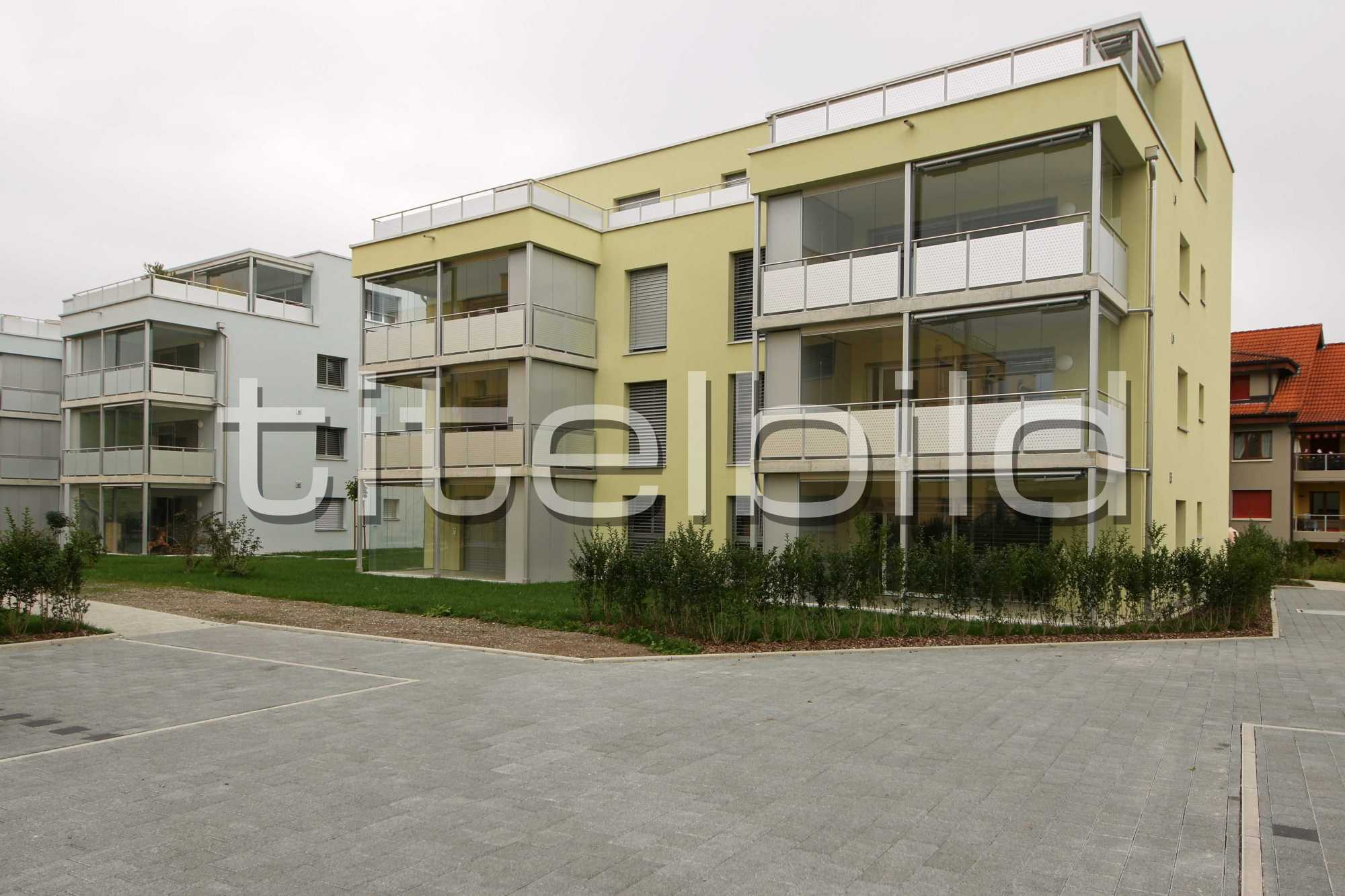 Projektbild-Nr. 1: MFH, Spielhof 4, Pfaffnau