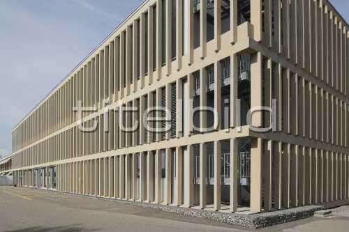 Bild-Nr: 1des Objektes Neubau Behandlungstrakt Spital Männedorf