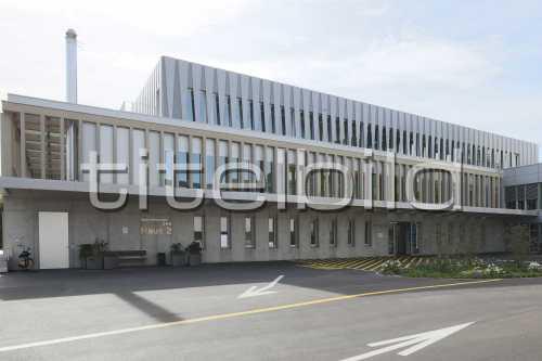 Bild-Nr: 2des Objektes Neubau Behandlungstrakt Spital Männedorf