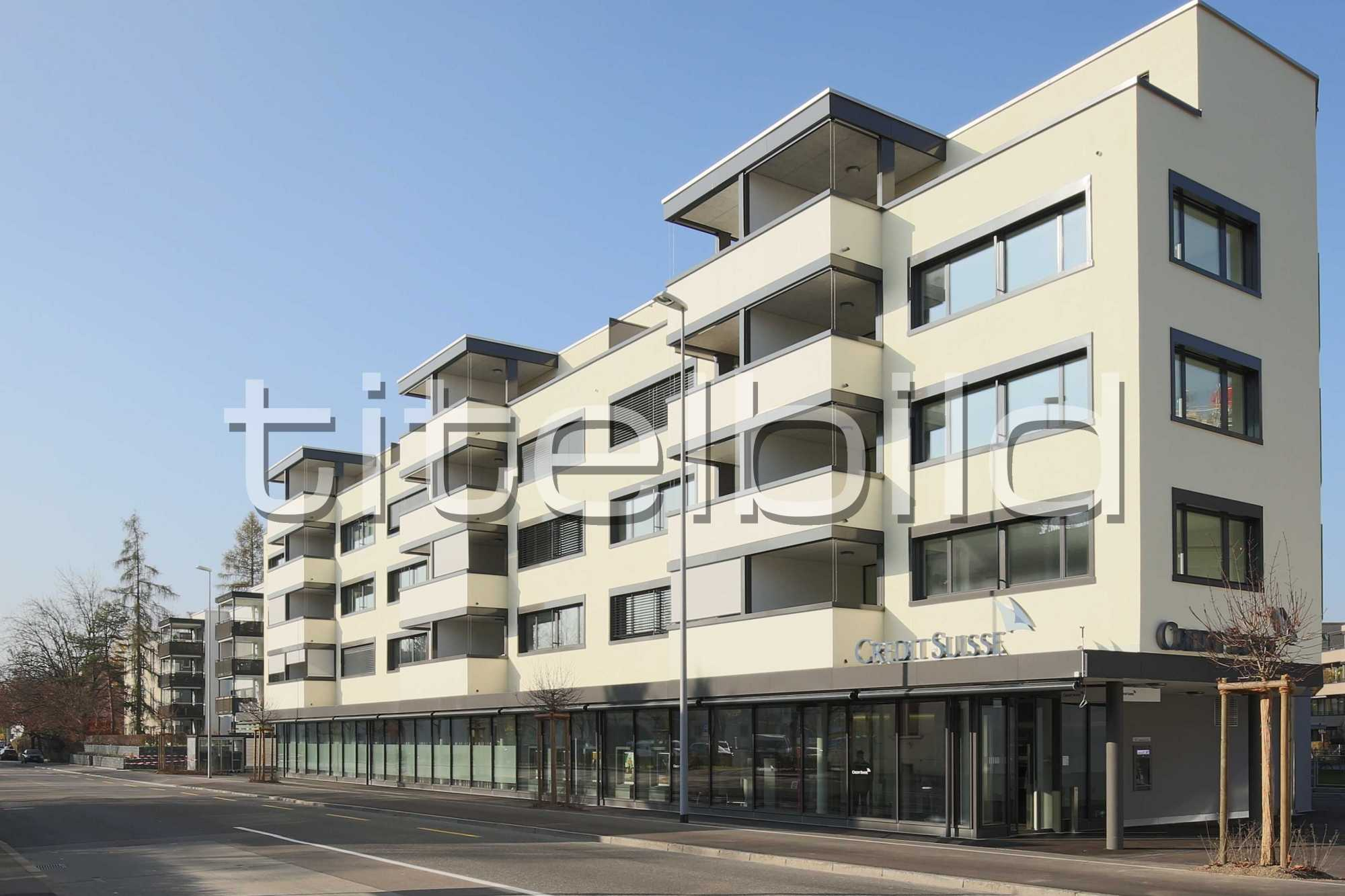 Projektbild-Nr. 0: Wohn- und Geschäftshaus