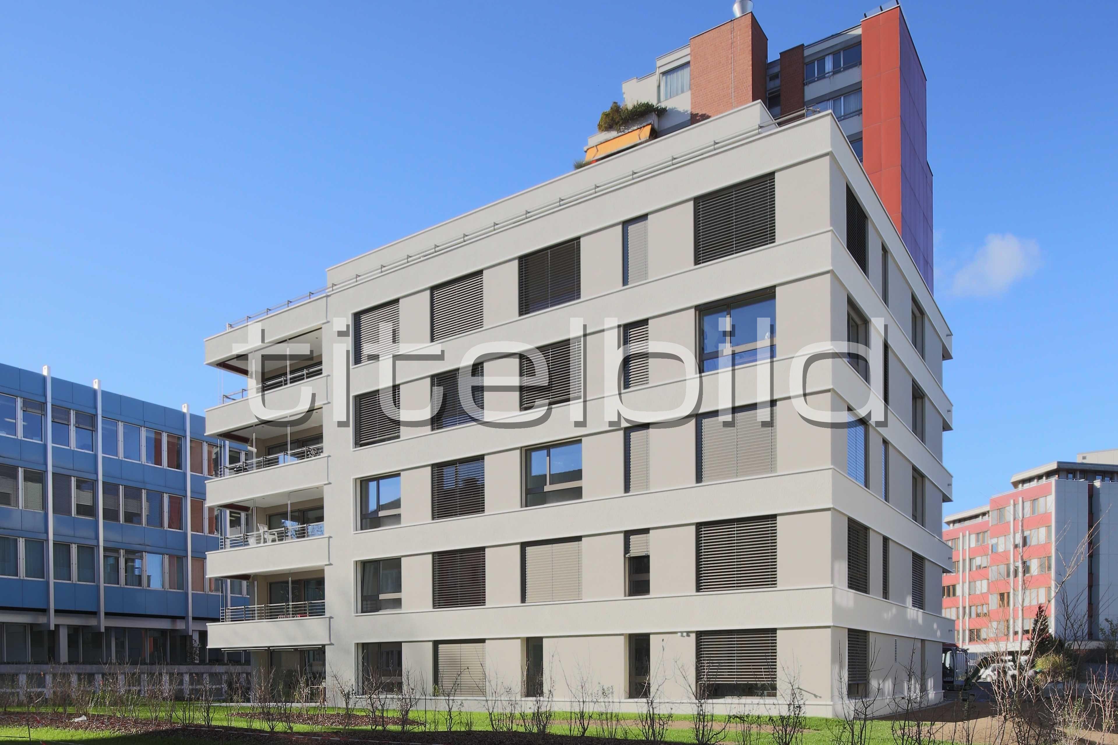 Objektbilder neubau mehrfamilienhaus z rich for Mehrfamilienhaus neubau