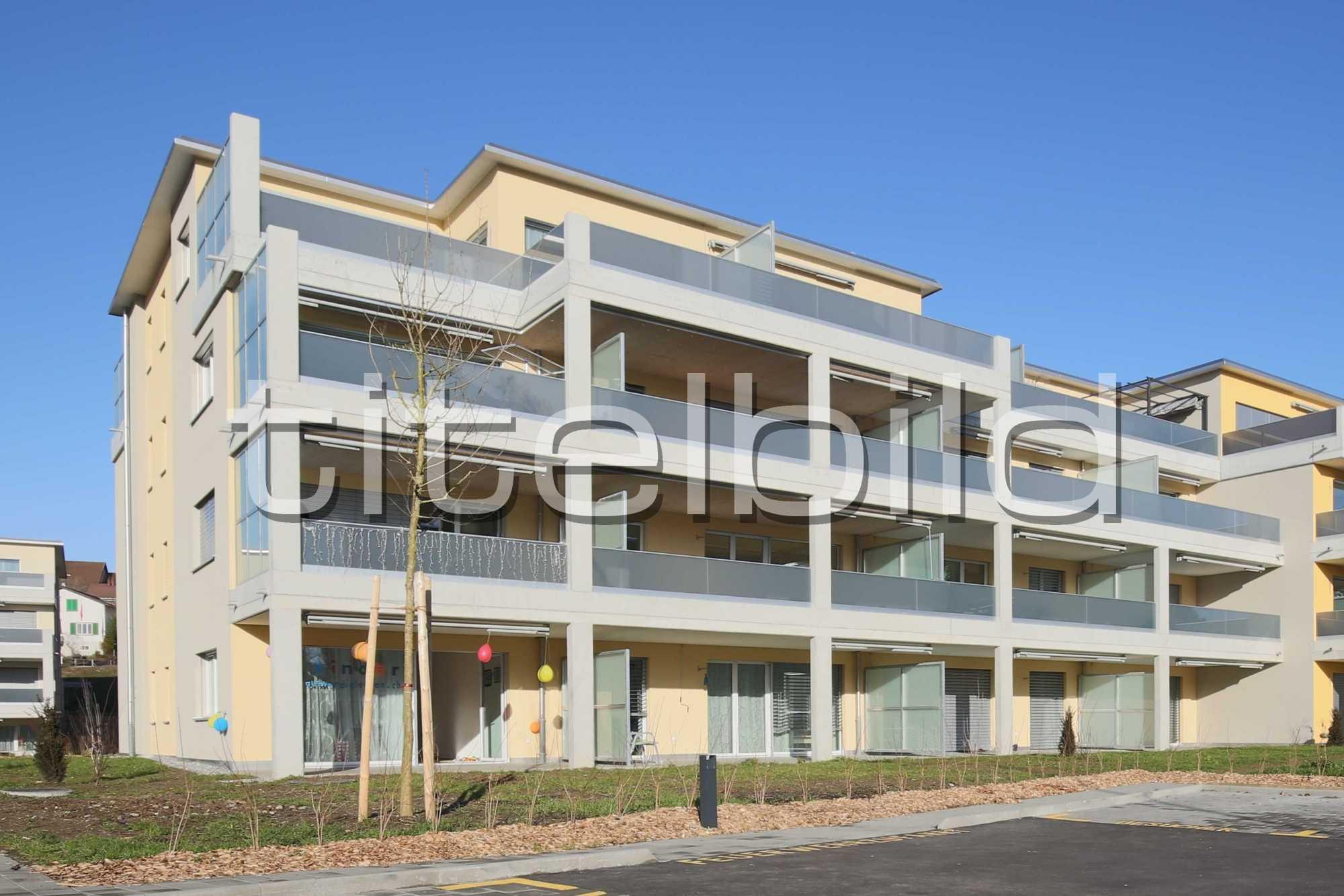 Projektbild-Nr. 2: Wohnüberbauung Breitacher