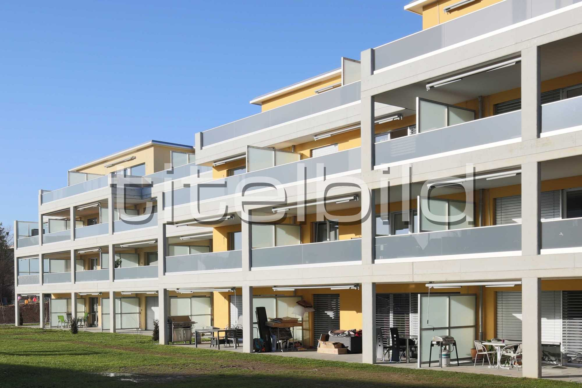 Projektbild-Nr. 6: Wohnüberbauung Breitacher