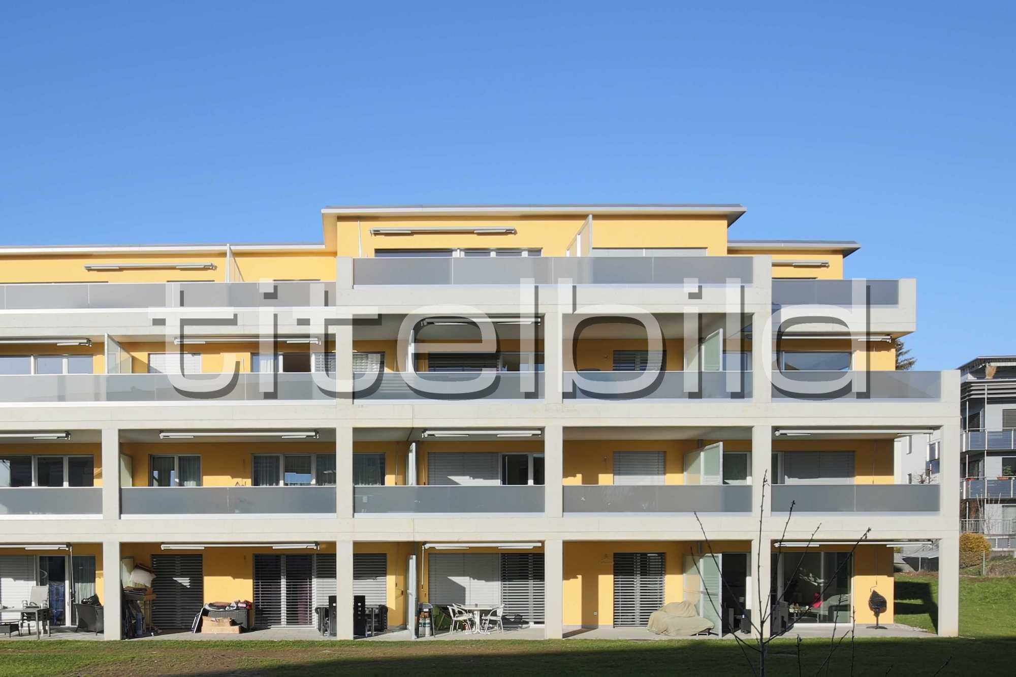 Projektbild-Nr. 7: Wohnüberbauung Breitacher