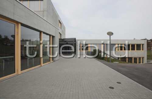 Bild-Nr: 1des Objektes Erweiterung Schulhaus Pächterried