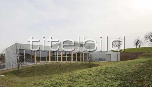 Bild-Nr: 2des Objektes Erweiterung Schulhaus Pächterried