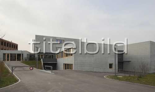 Bild-Nr: 3des Objektes Erweiterung Schulhaus Pächterried