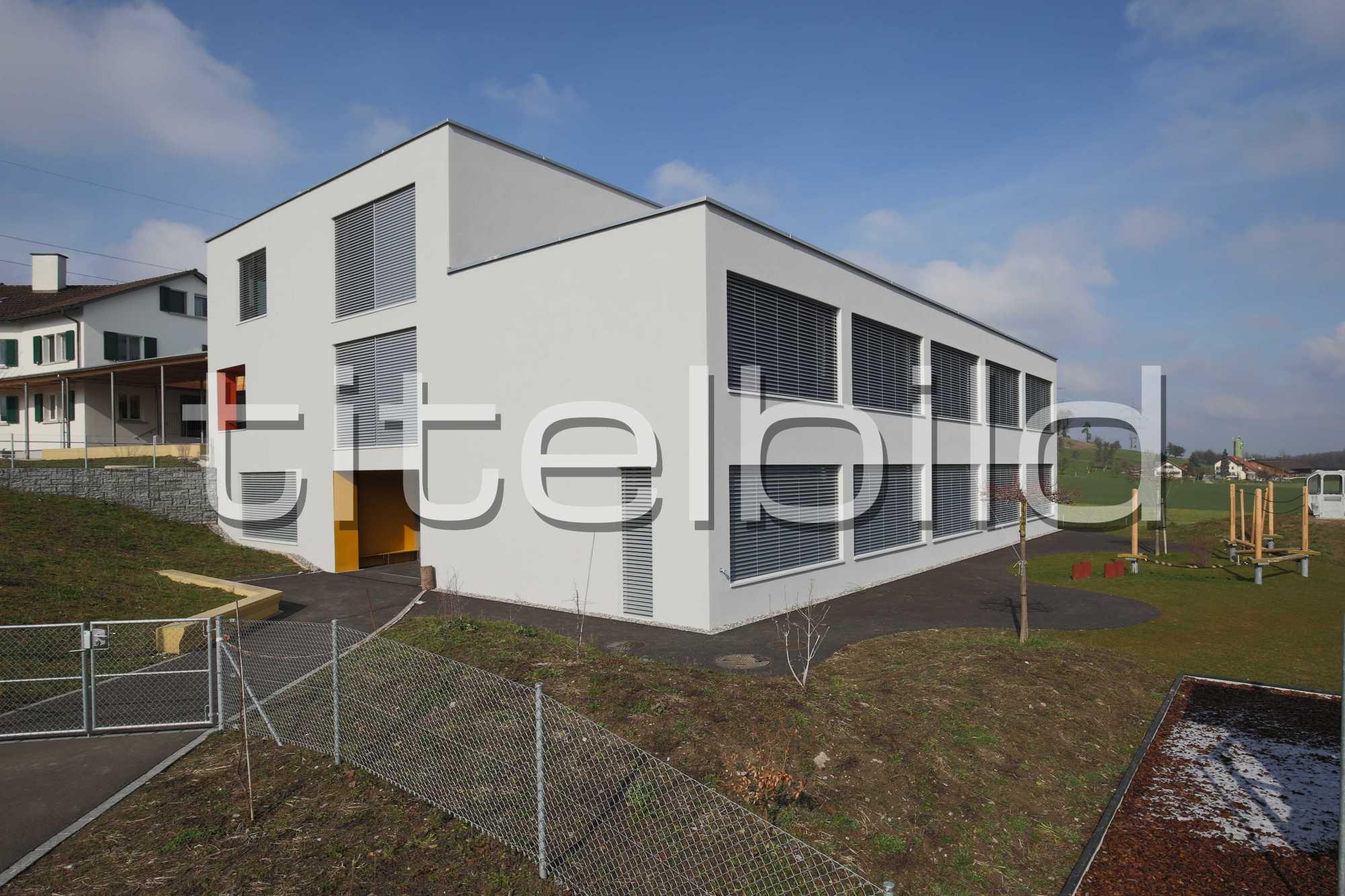Projektbild-Nr. 0: Neubau + Umbau Schulhaus Nassenmatt