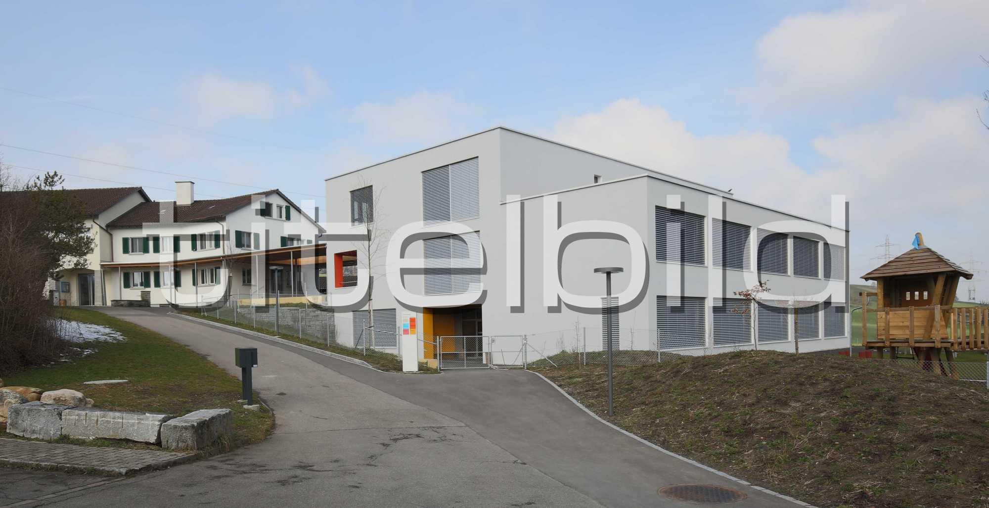 Projektbild-Nr. 2: Neubau + Umbau Schulhaus Nassenmatt