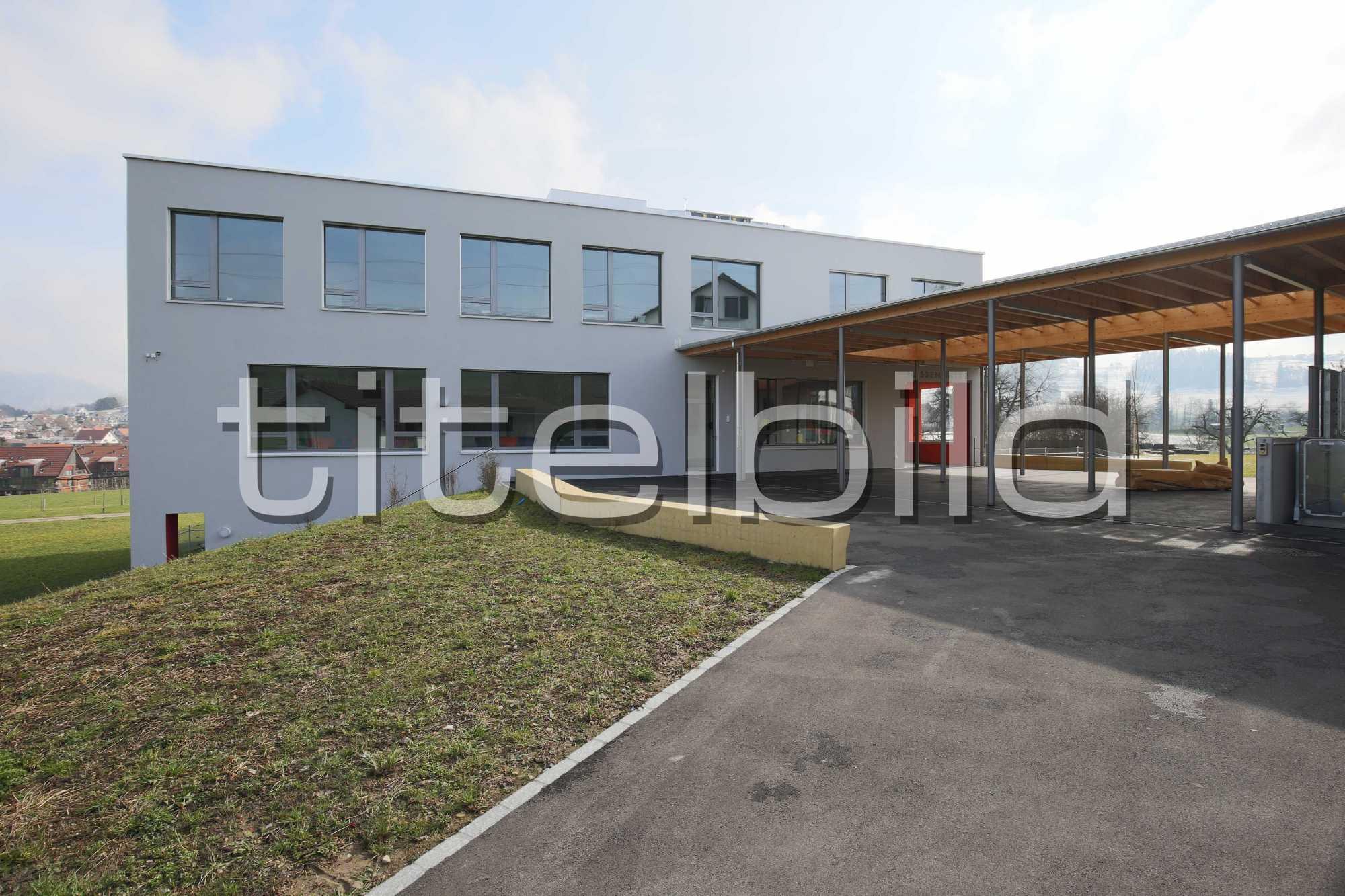 Projektbild-Nr. 3: Neubau + Umbau Schulhaus Nassenmatt