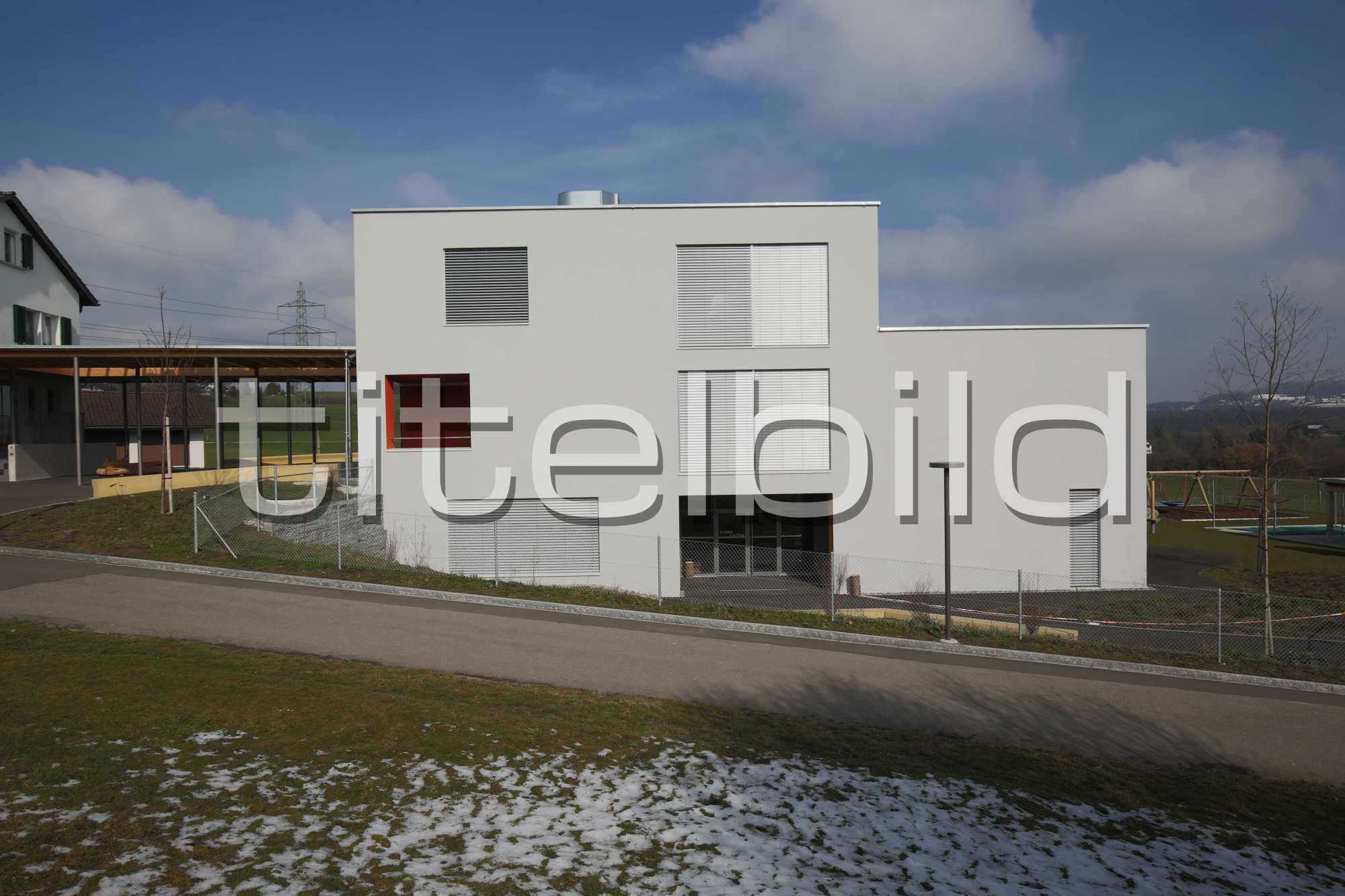 Projektbild-Nr. 5: Neubau + Umbau Schulhaus Nassenmatt