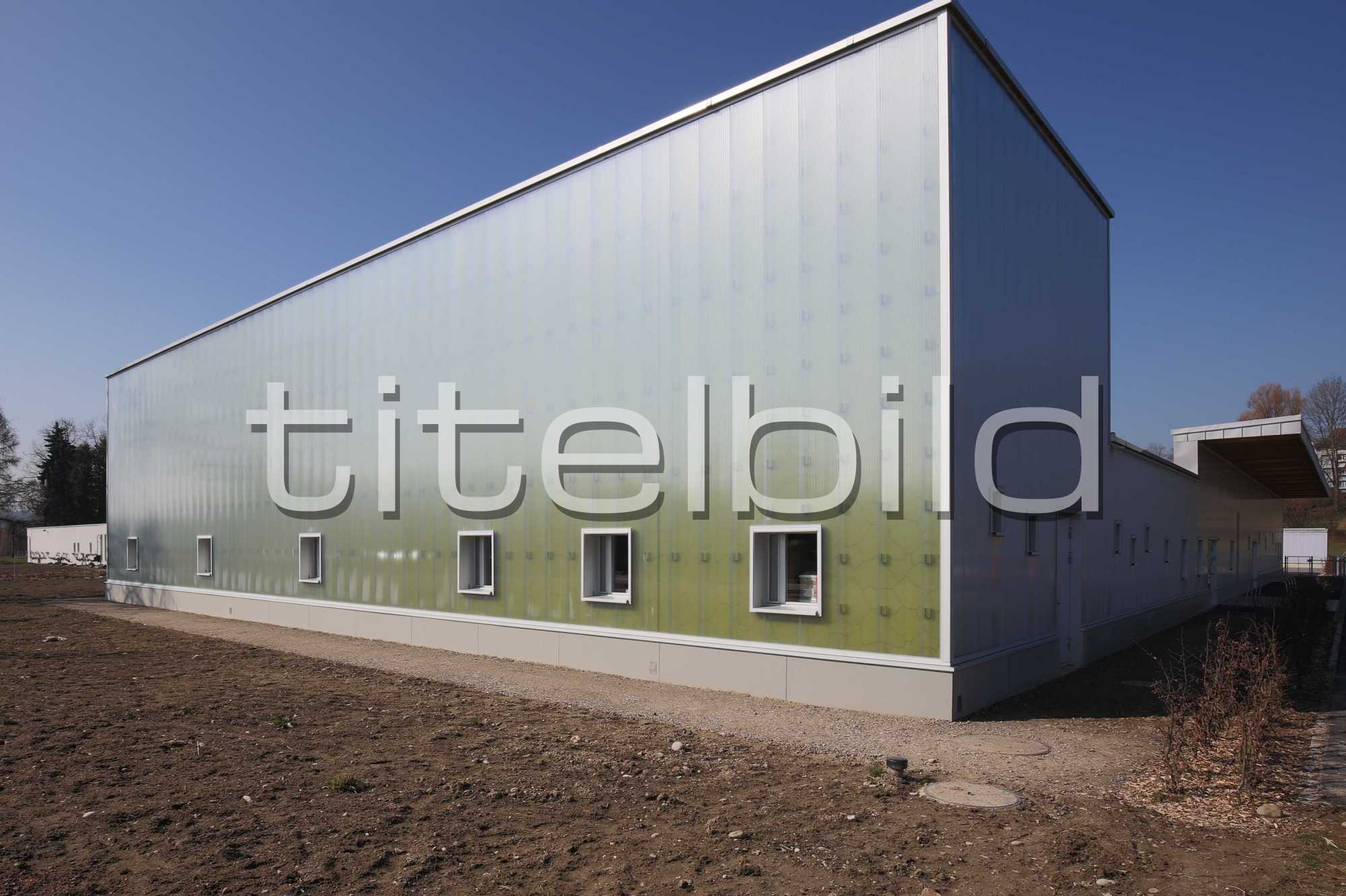 Projektbild-Nr. 0: Gewächshaus
