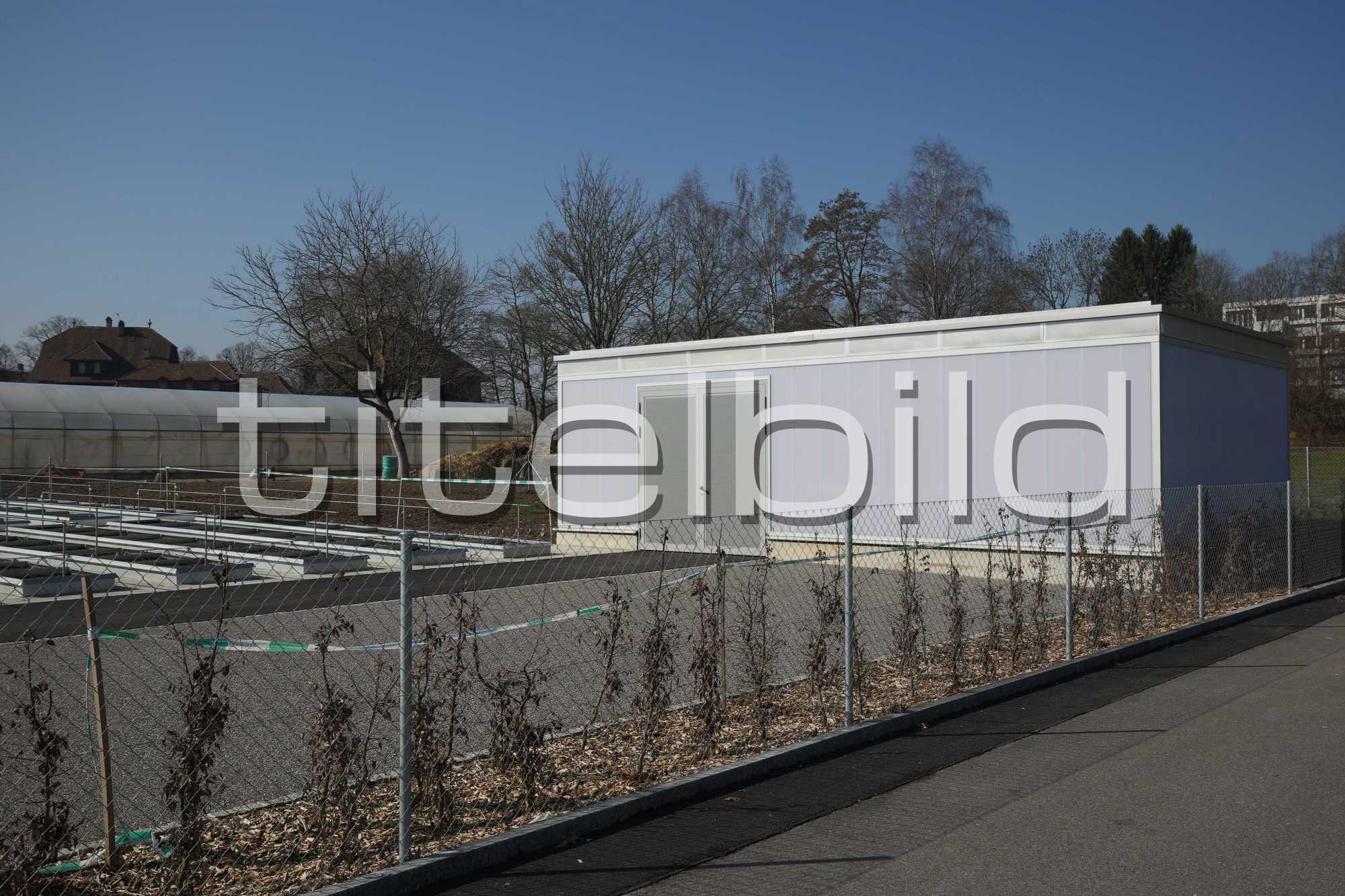 Projektbild-Nr. 5: Gewächshaus