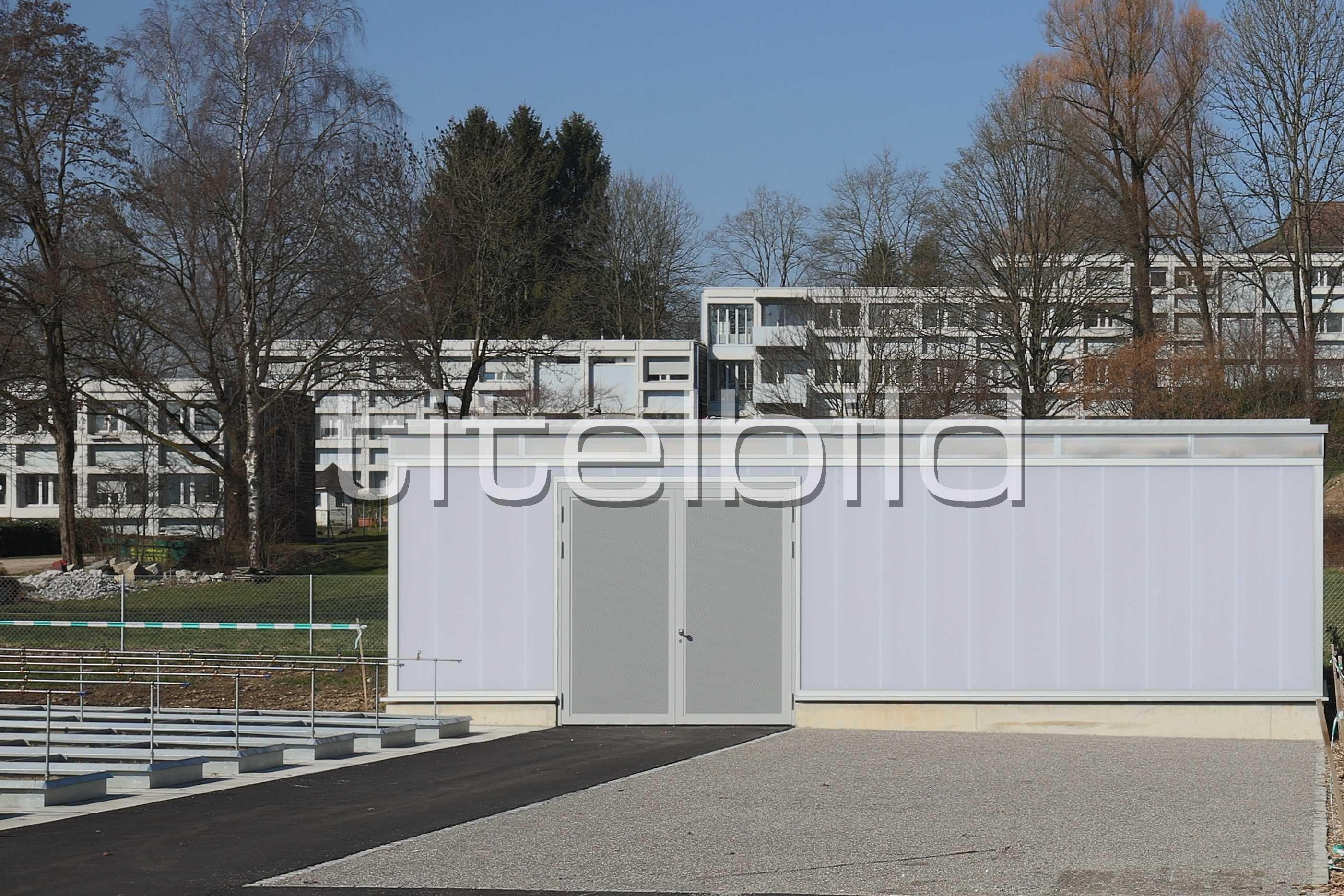 Projektbild-Nr. 6: Gewächshaus