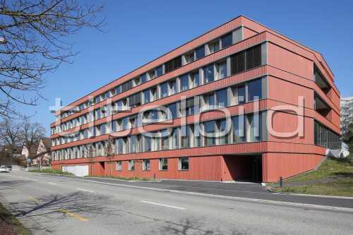 Bild-Nr: 1des Objektes Neubau Brunnenhof Seniorenzentrum