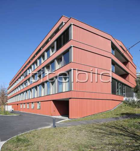 Bild-Nr: 4des Objektes Neubau Brunnenhof Seniorenzentrum