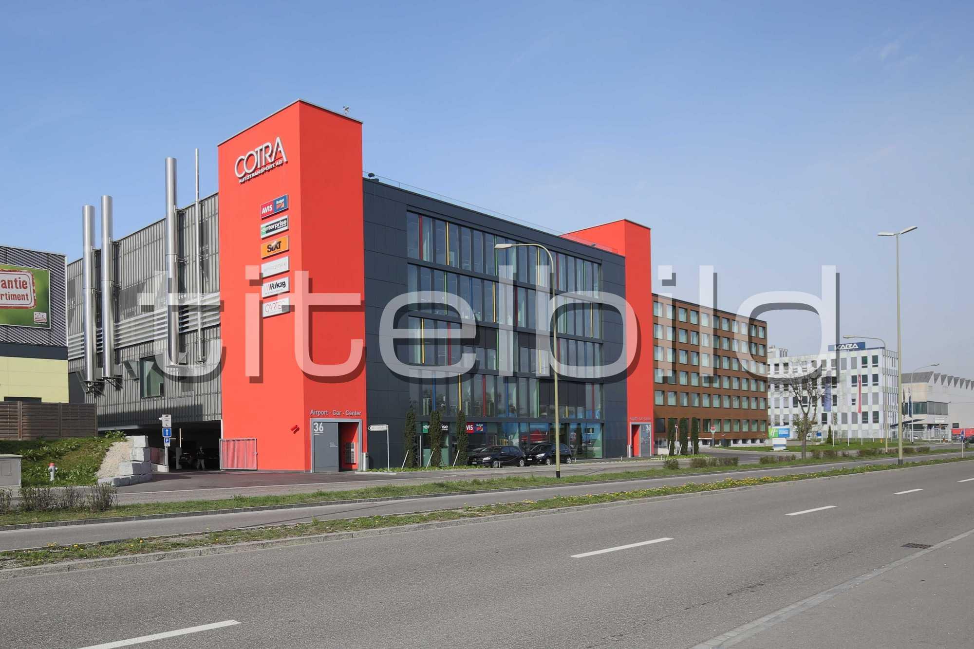 Projektbild-Nr. 1: Airport Car Center