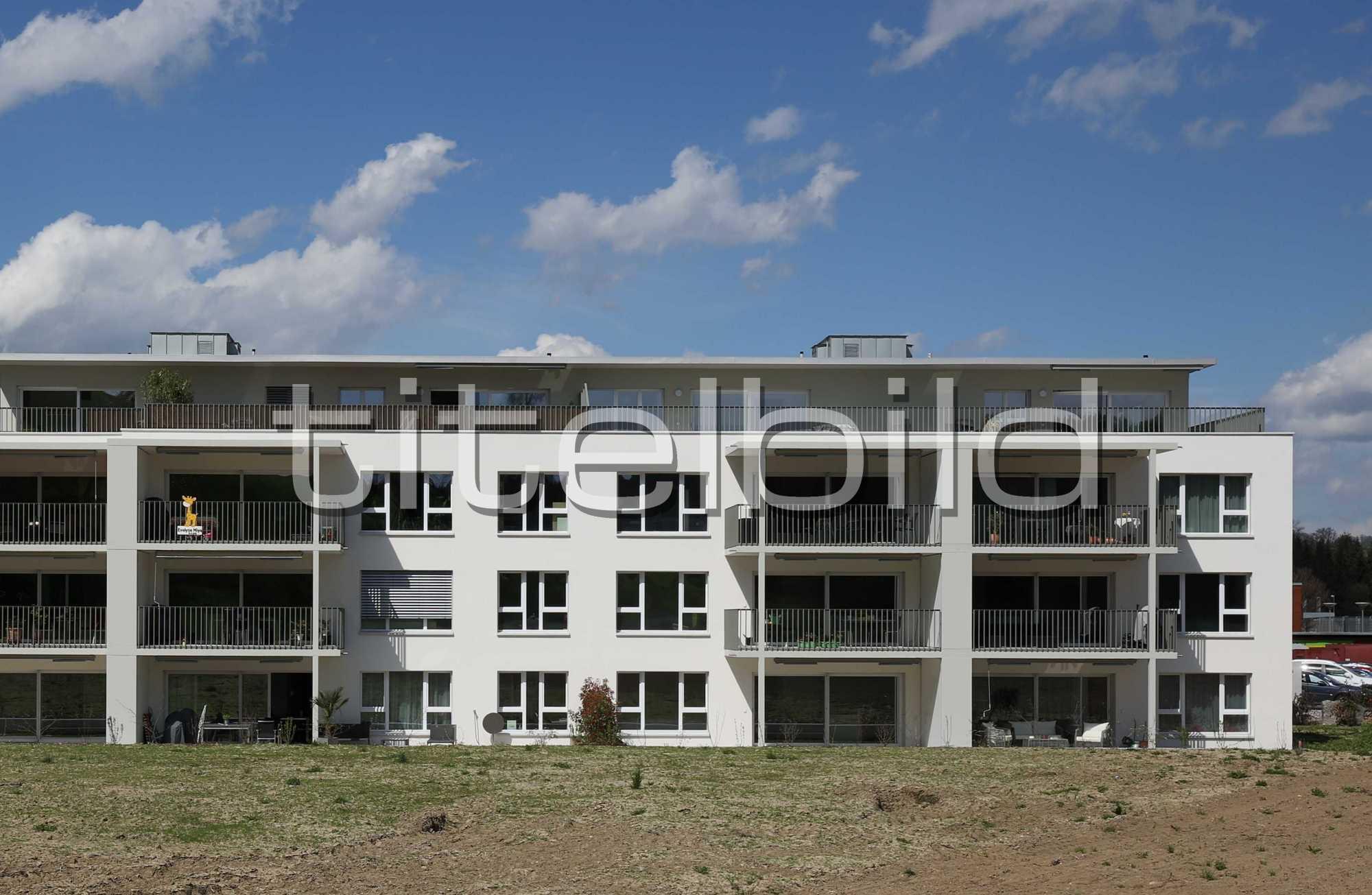 Projektbild-Nr. 1: Arealüberbauung Neuhof