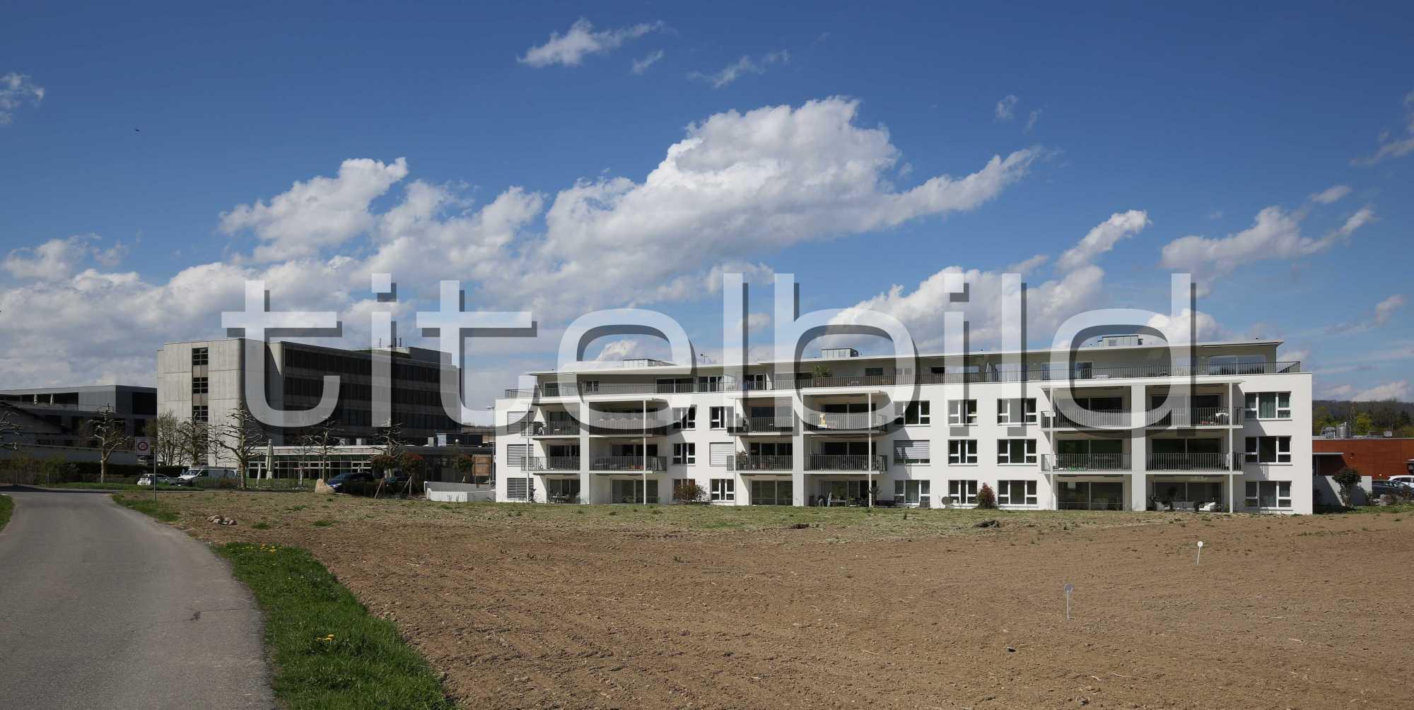 Projektbild-Nr. 3: Arealüberbauung Neuhof