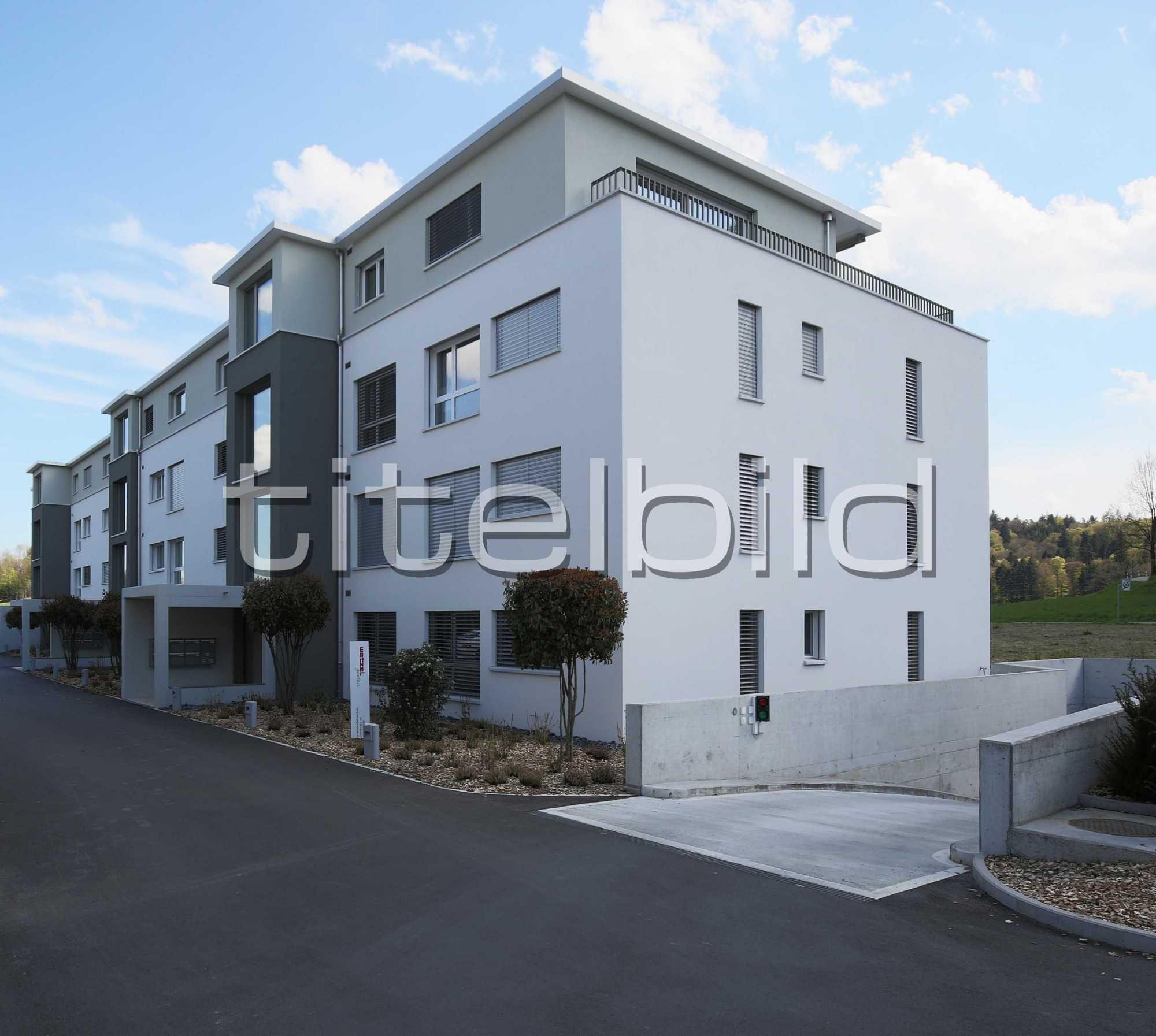 Projektbild-Nr. 4: Arealüberbauung Neuhof