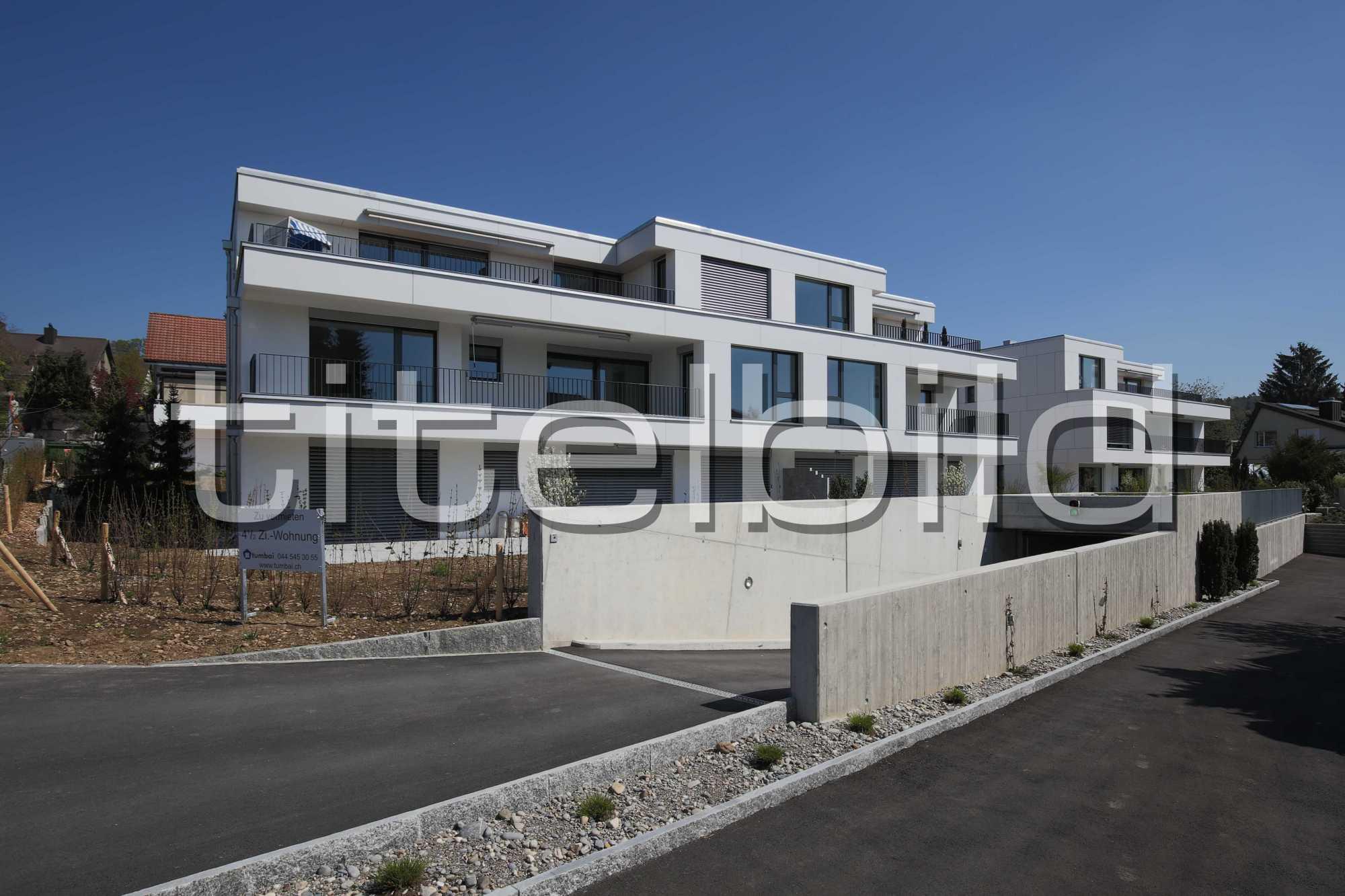 Projektbild-Nr. 0: Neubau MFH