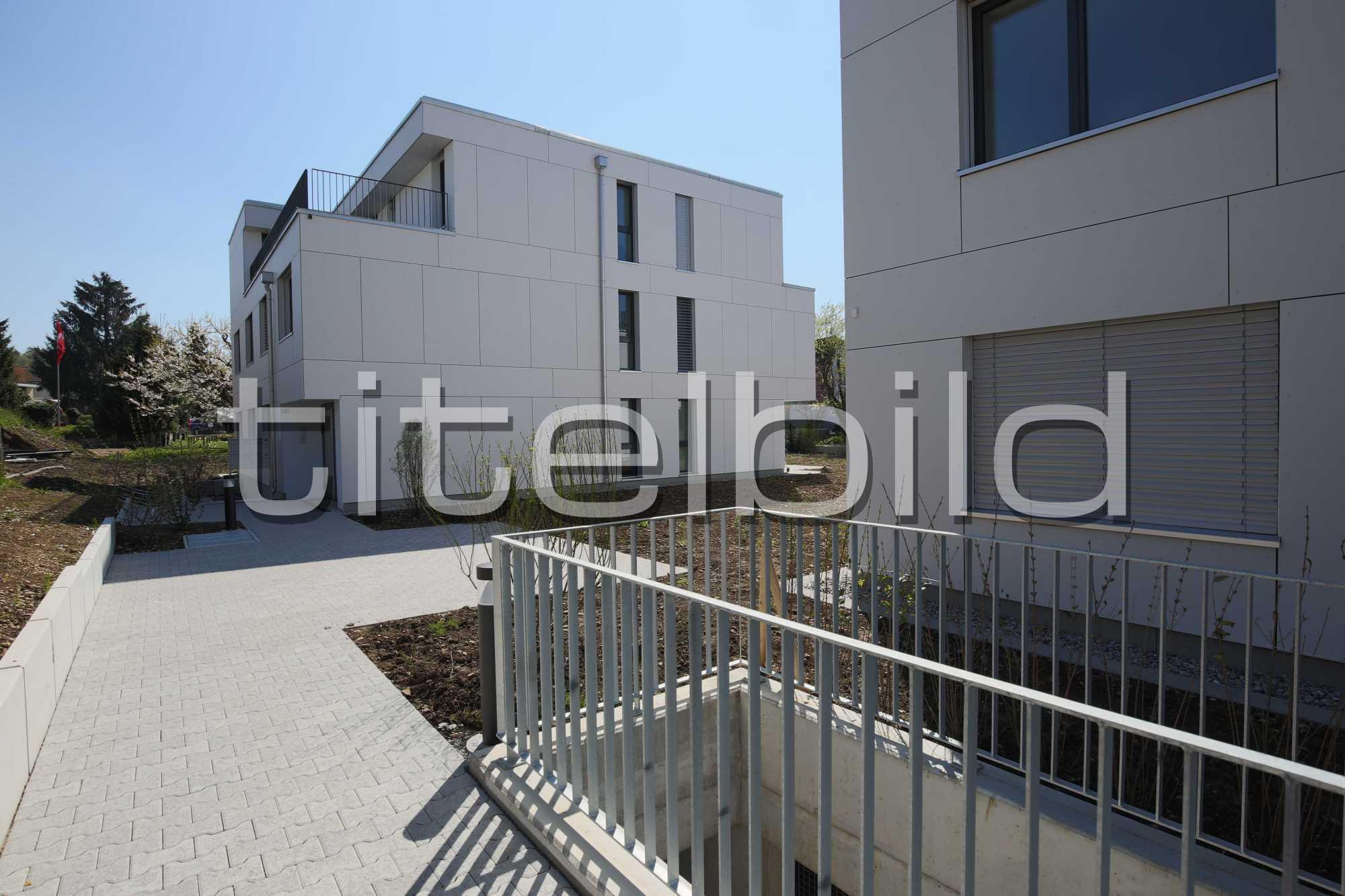 Projektbild-Nr. 1: Neubau MFH