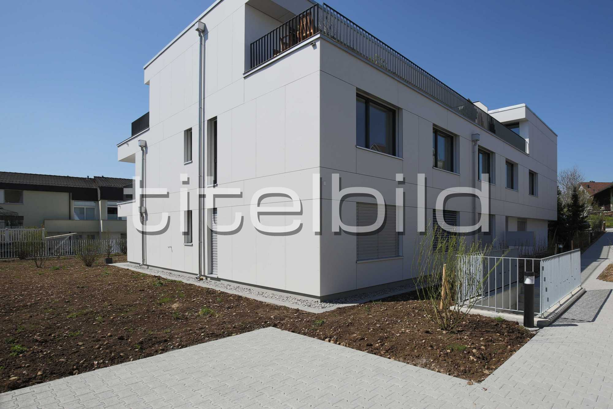 Projektbild-Nr. 3: Neubau MFH