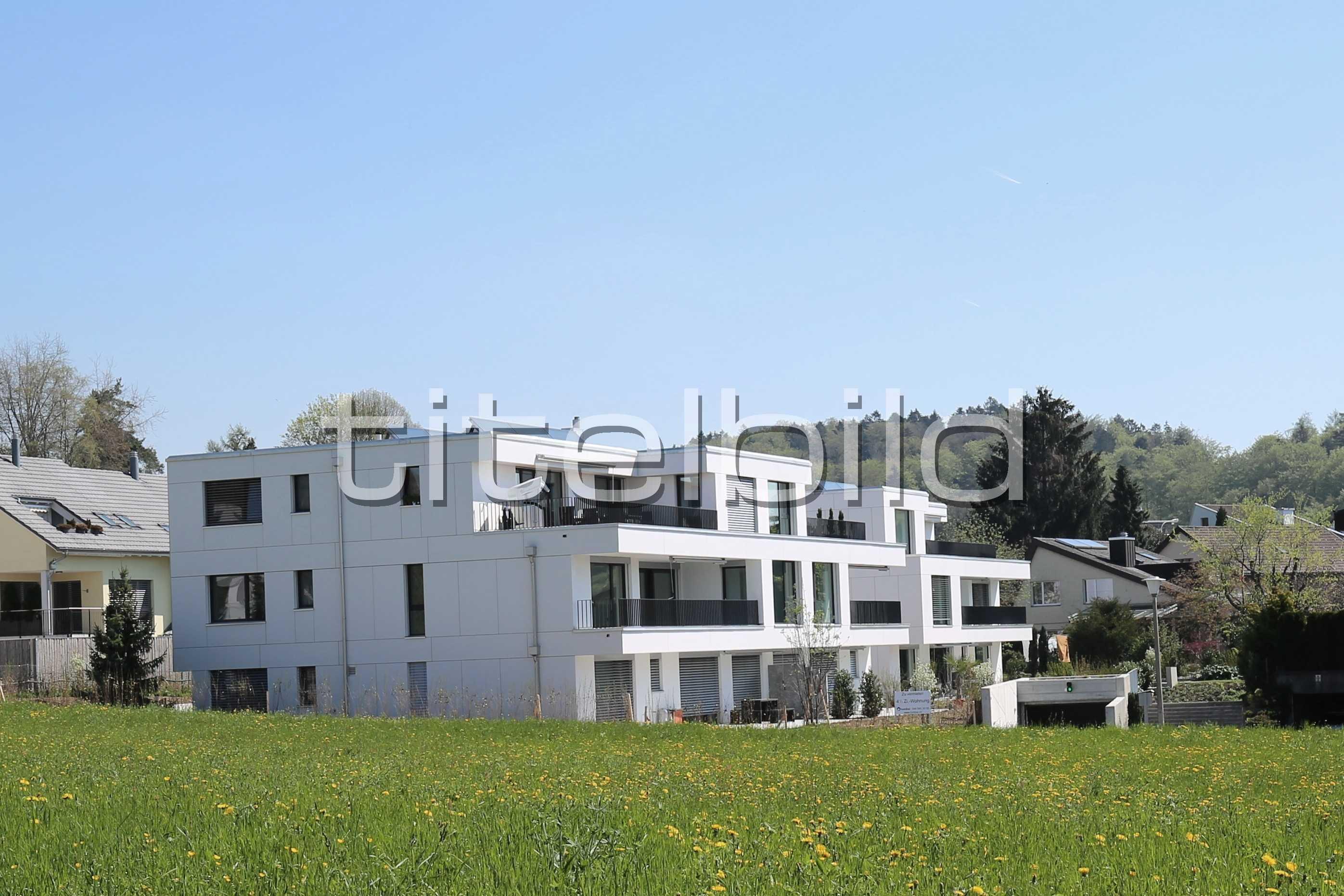 Projektbild-Nr. 4: Neubau MFH