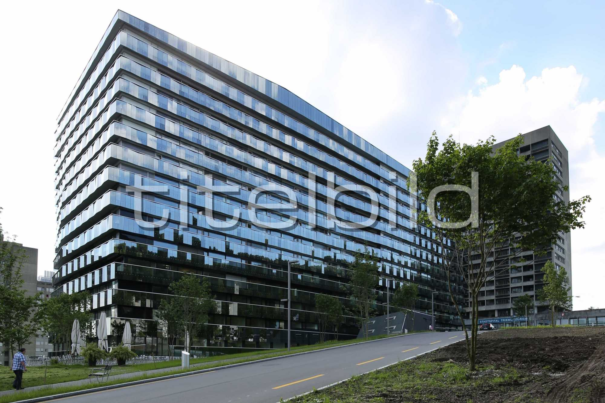 Projektbild-Nr. 0: Bettenhaus Triemli-Spital