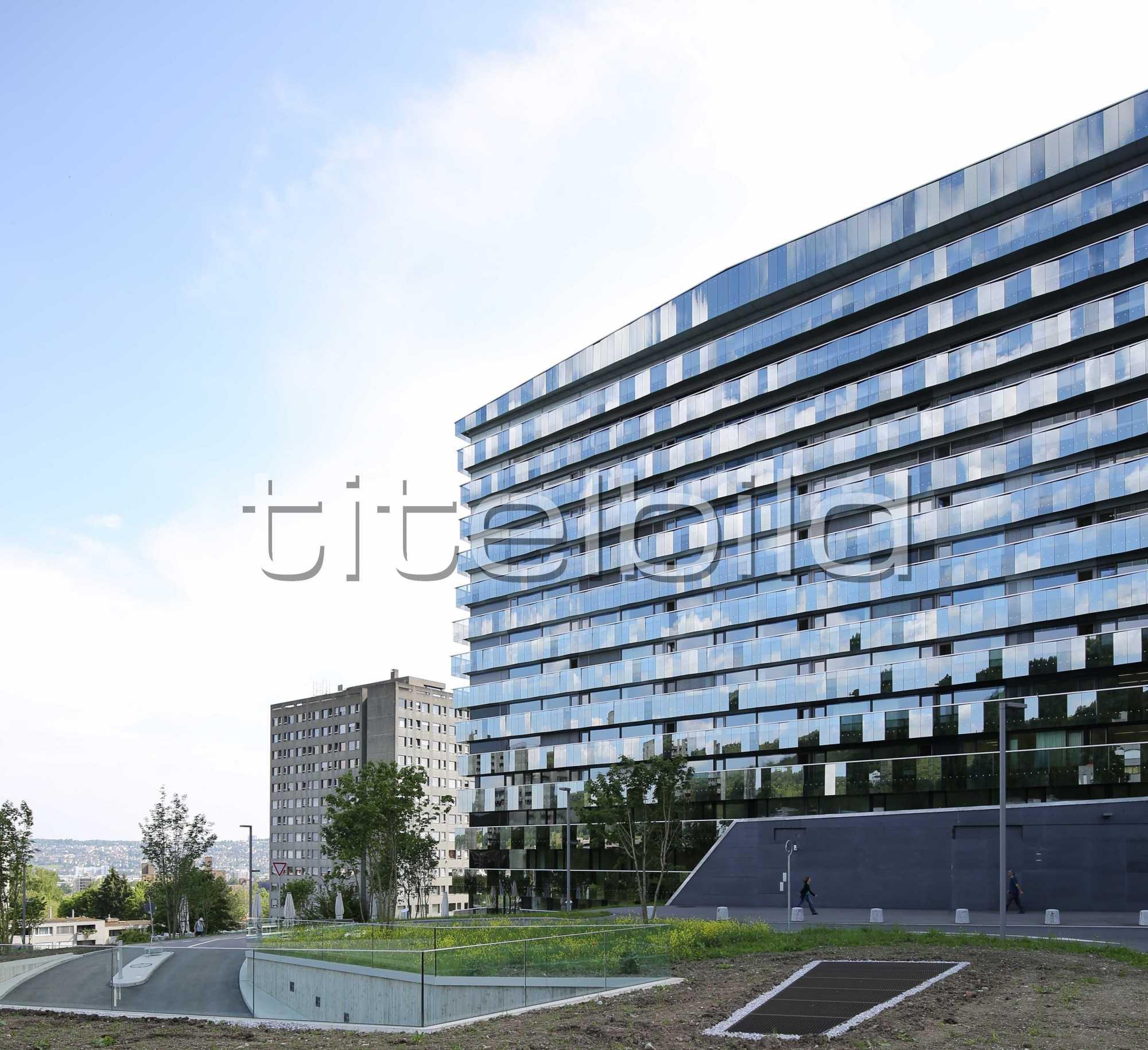 Projektbild-Nr. 4: Bettenhaus Triemli-Spital